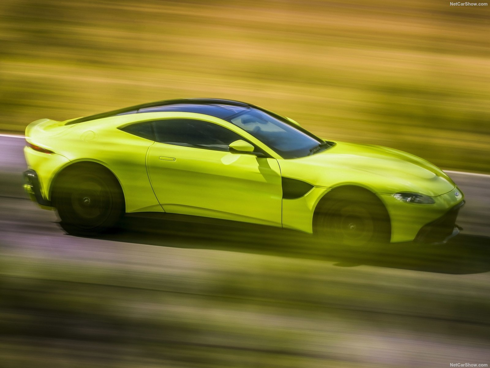 Aston martin Vantage 2019