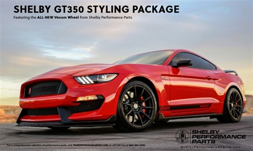 shelby mustang gt350 styling package frente