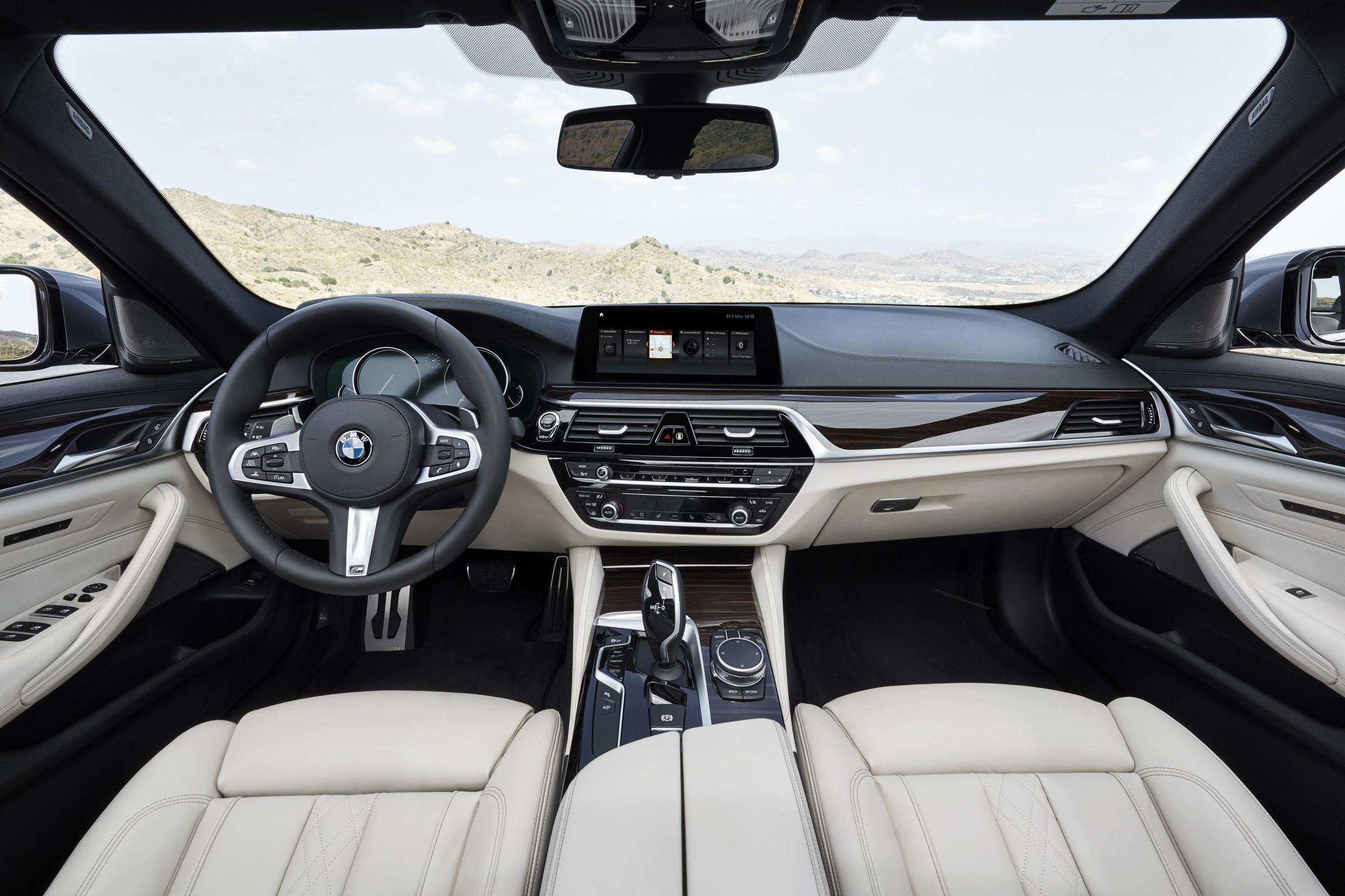 Novo BMW Série 5
