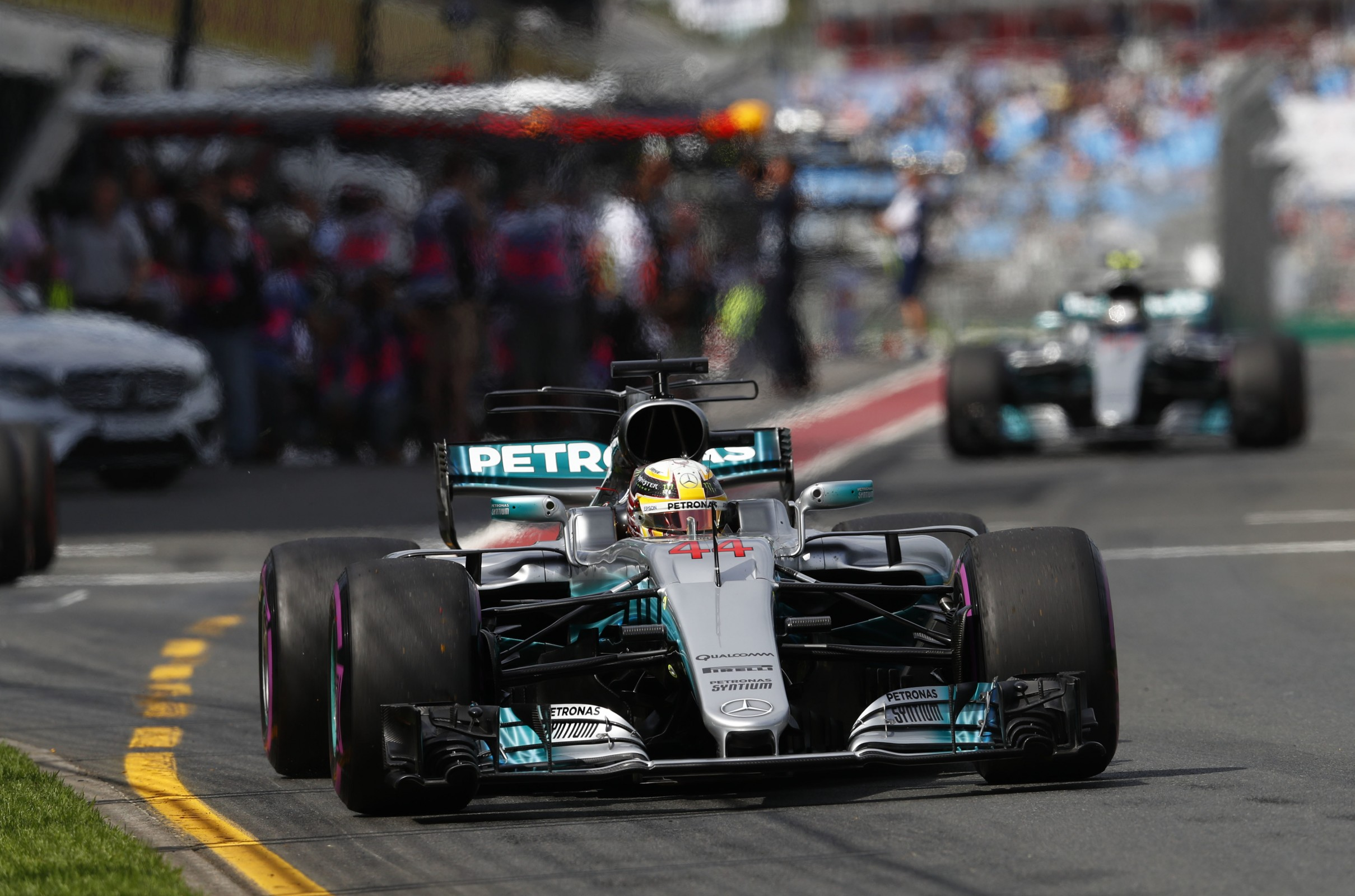 Toto Wolff, dirigente da Mercedes na F1 é um dos principais nomes da categoria