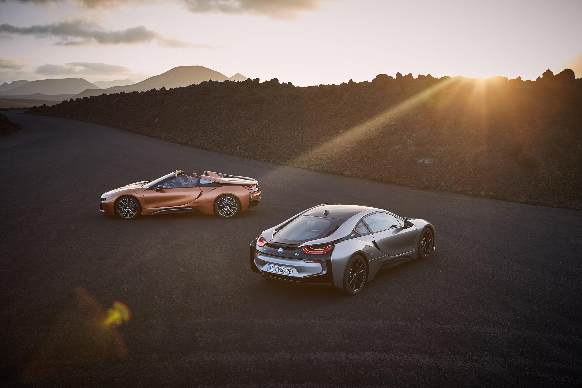 Novo BMW i8 está à venda no Brasil