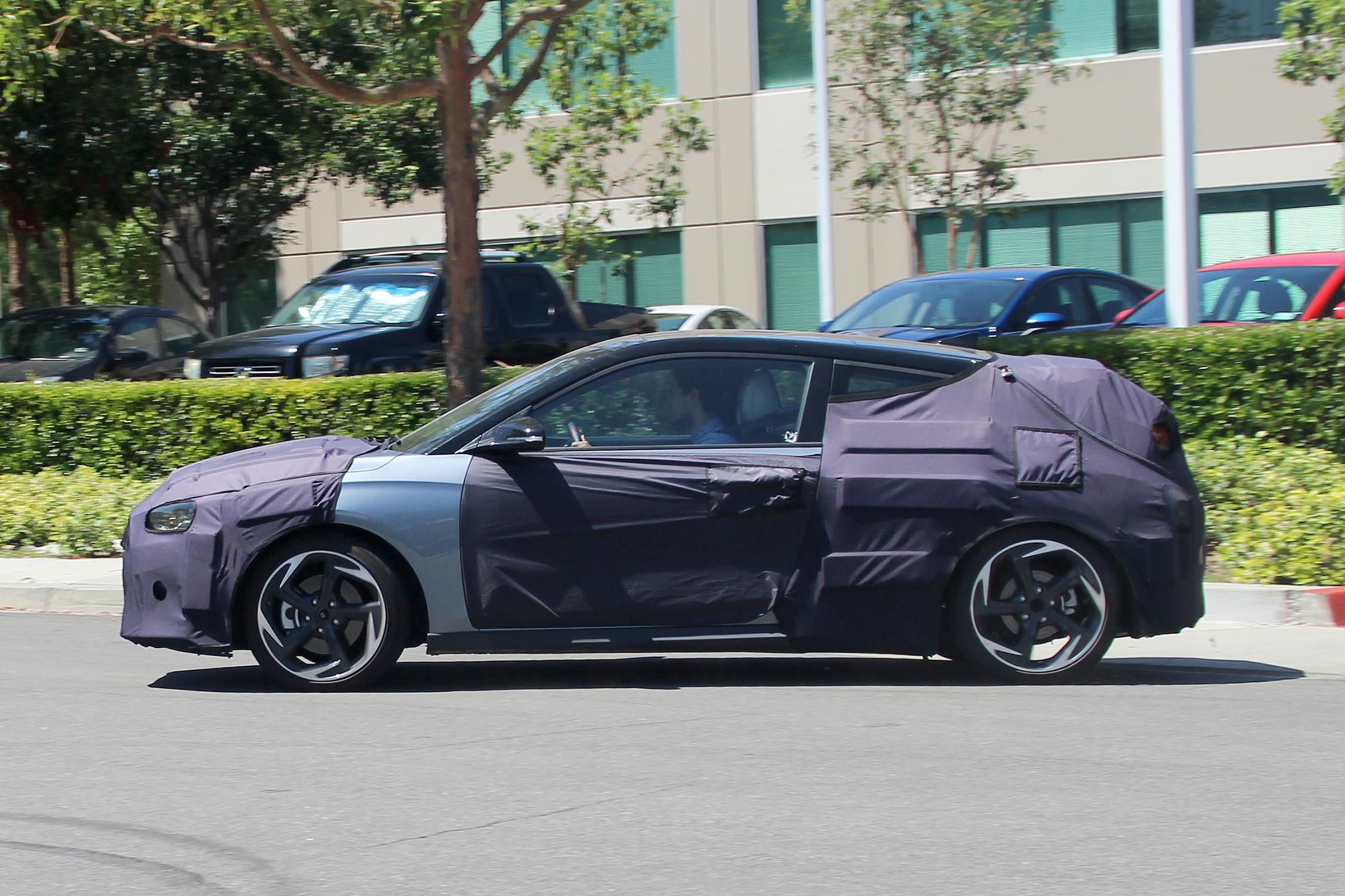 Hyundai Veloster Segredo Flagra