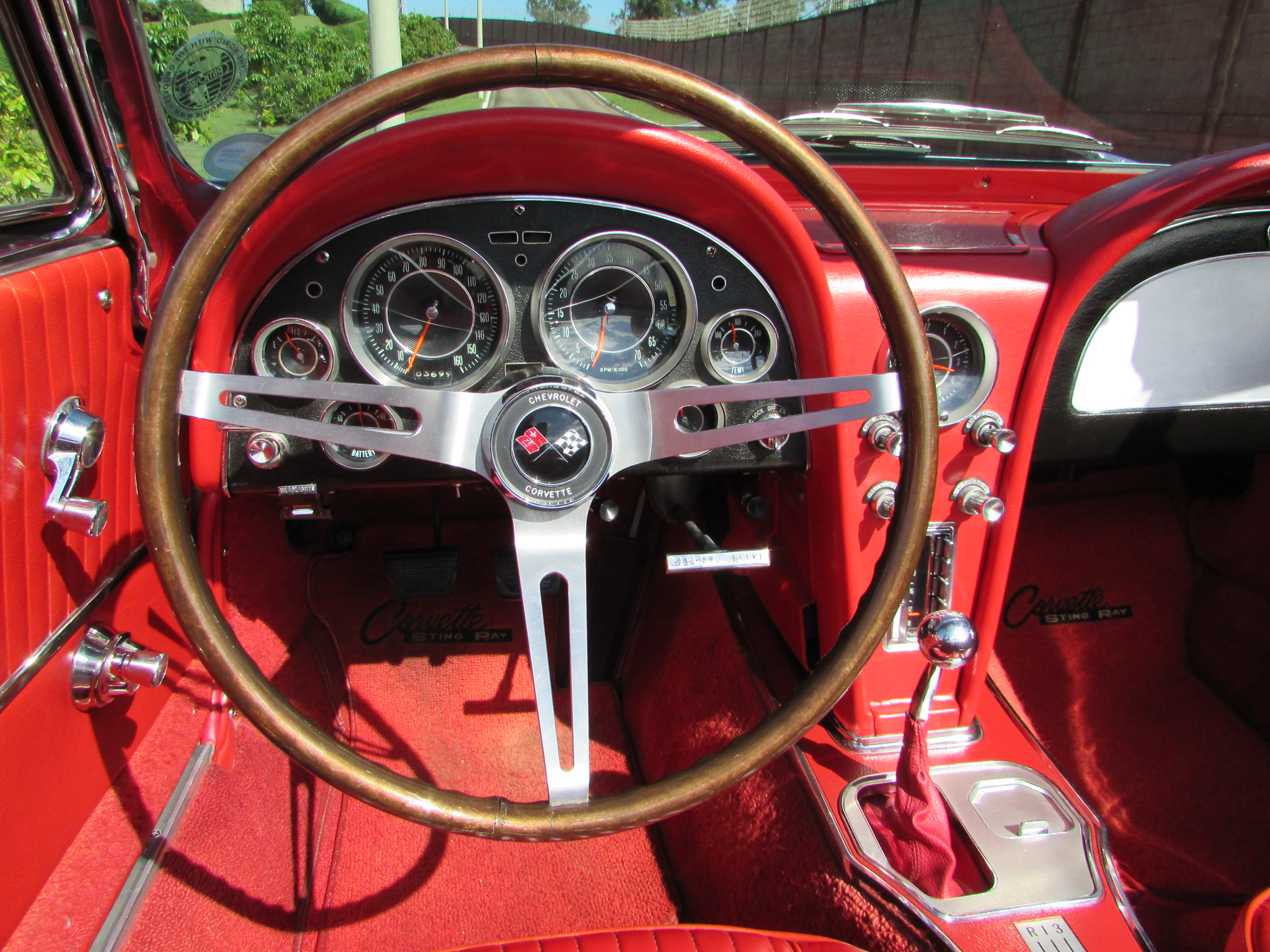 Chevrolet Corvette Sting Ray 1964