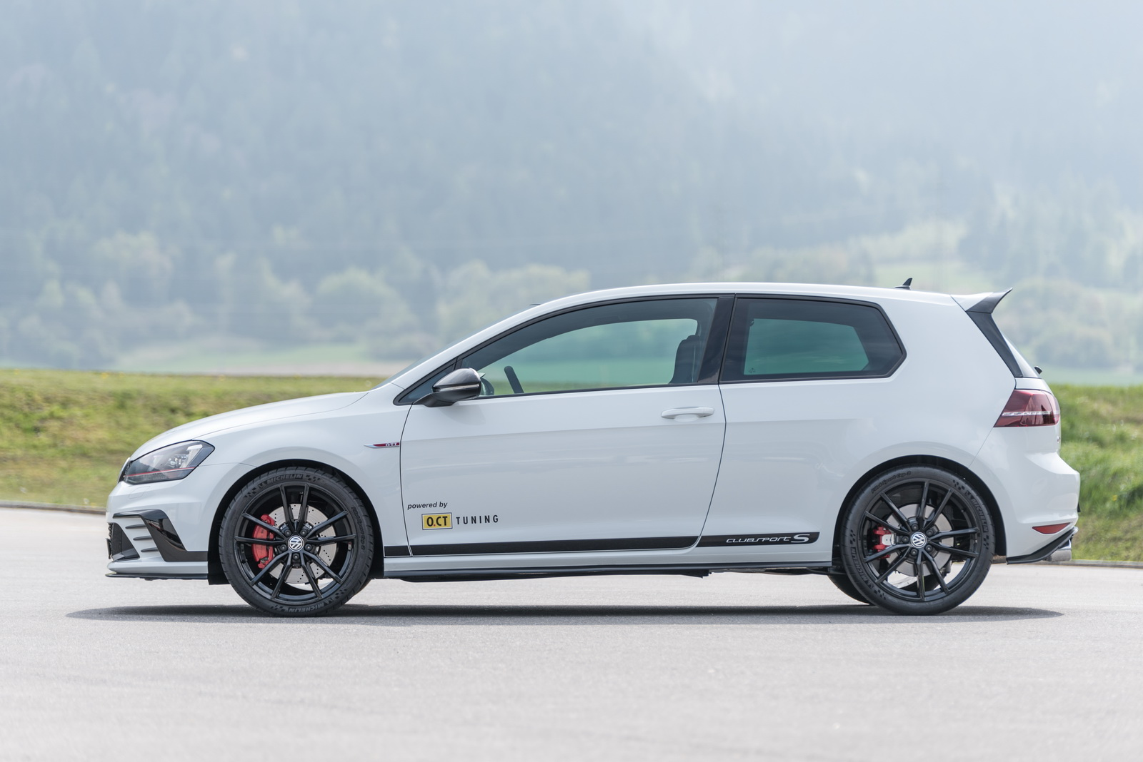 Volkswagen Golf GTI Clubsport S O.CT Tuning
