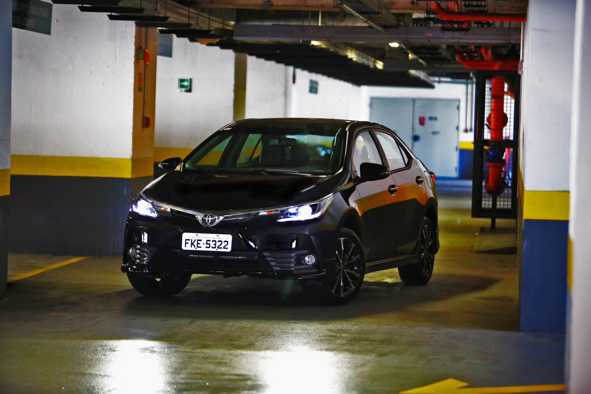 Toyota Corolla XRS 2018