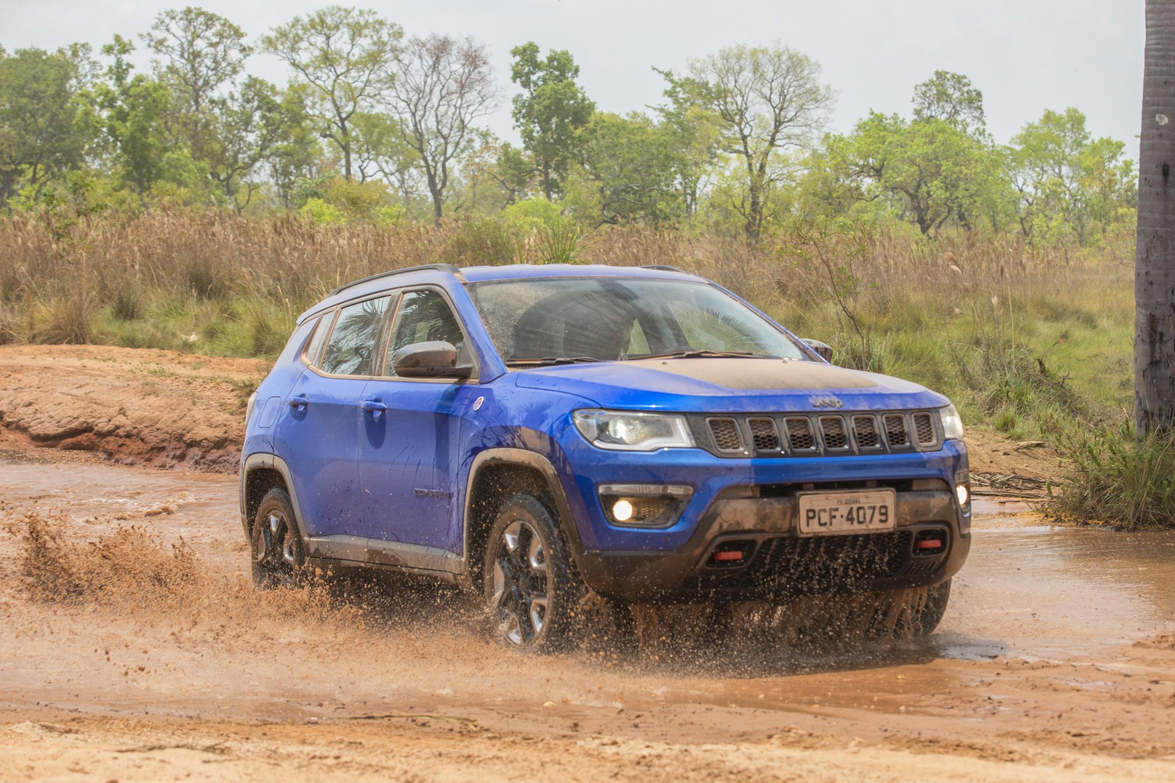 Jeep Renegade e Compass Jalapão