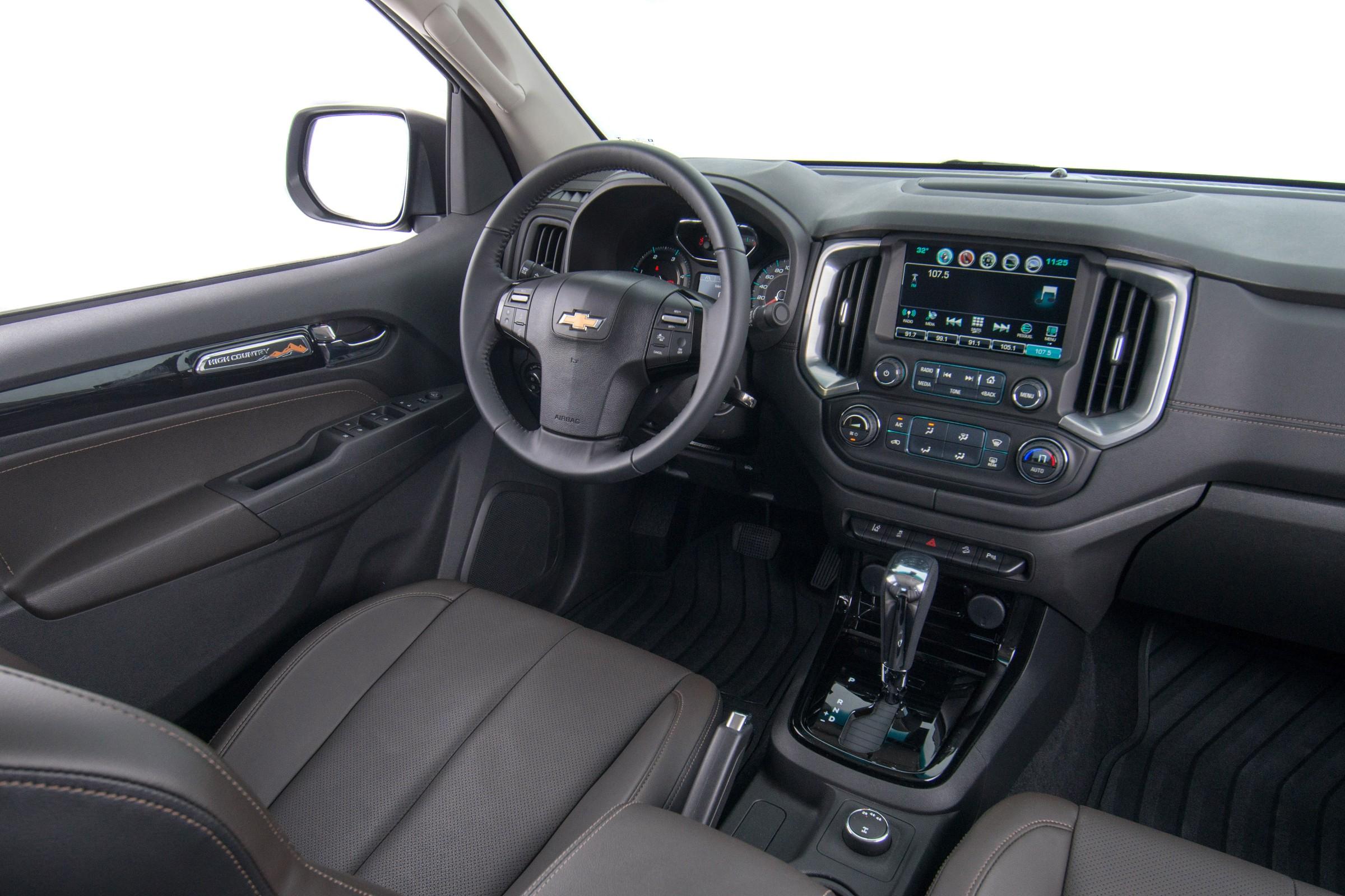 Chevrolet S10 com câmbio automático