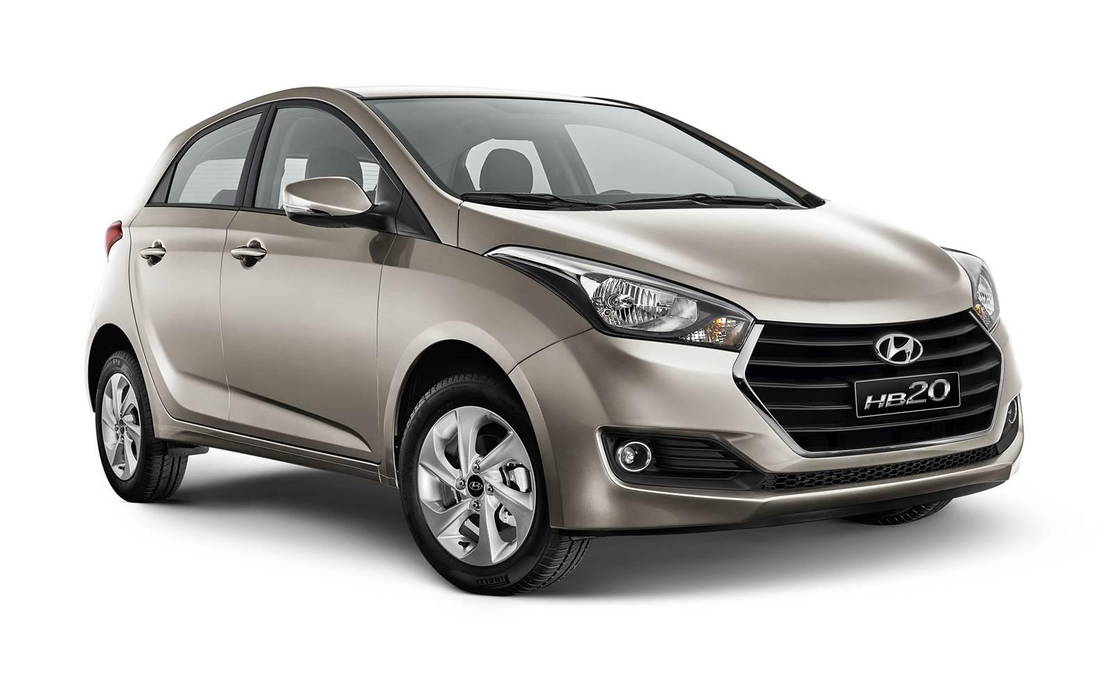 Hyundai Hb20 Turbo Comfort Style
