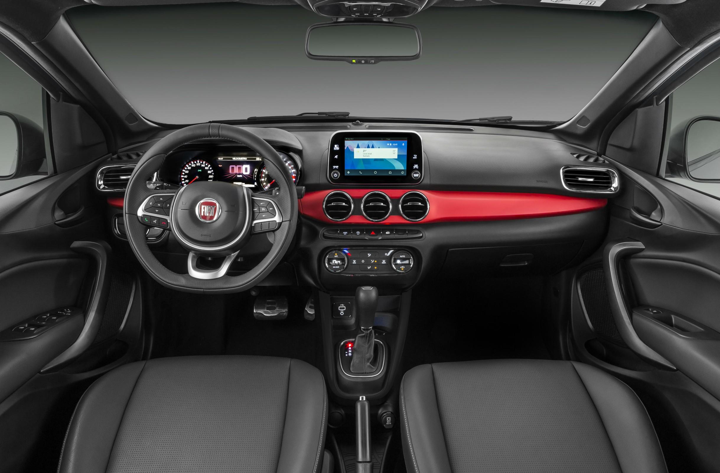 Fiat Argo HGT 1.8 AT6