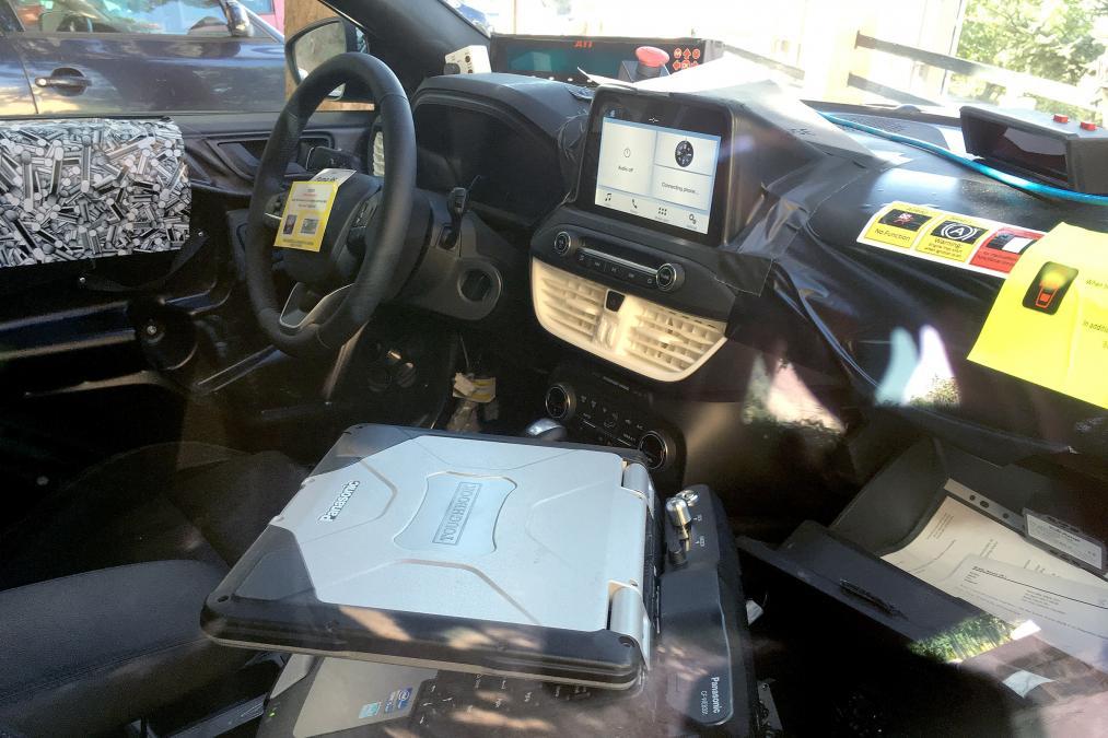 ford-focus 2019 interior