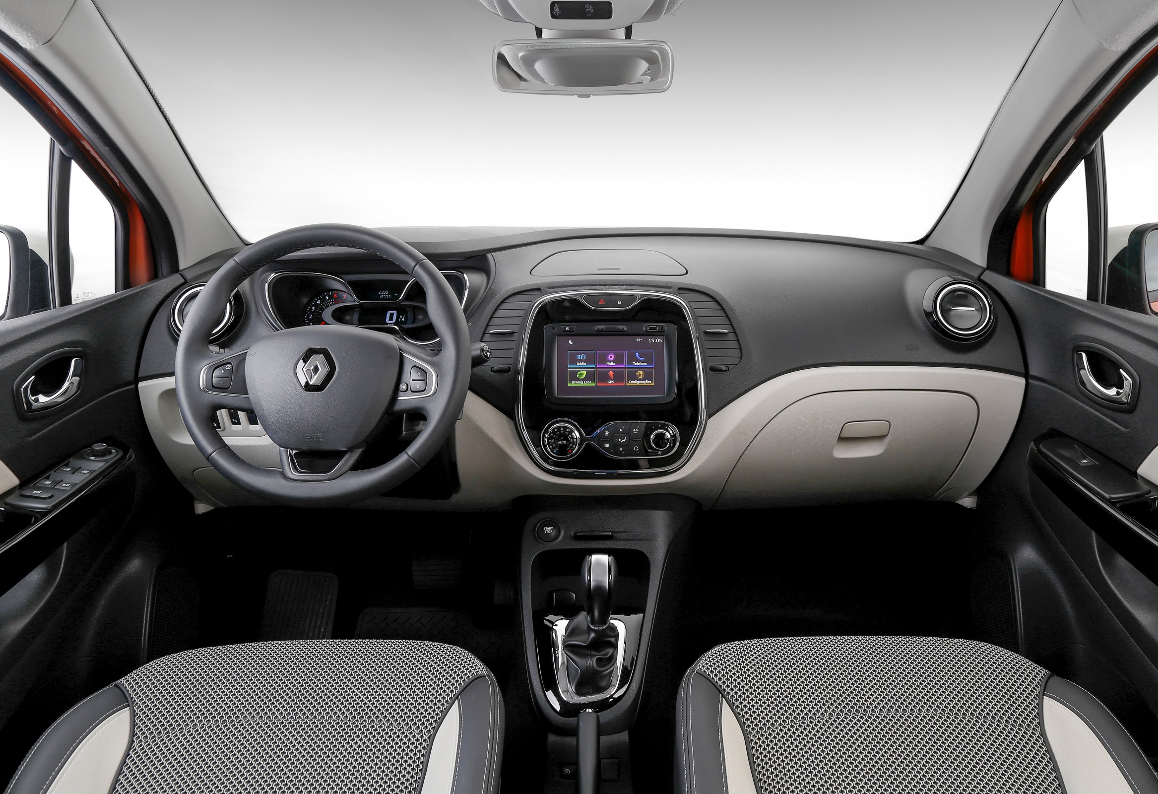 Renault Captur 1.6 Sce CVT