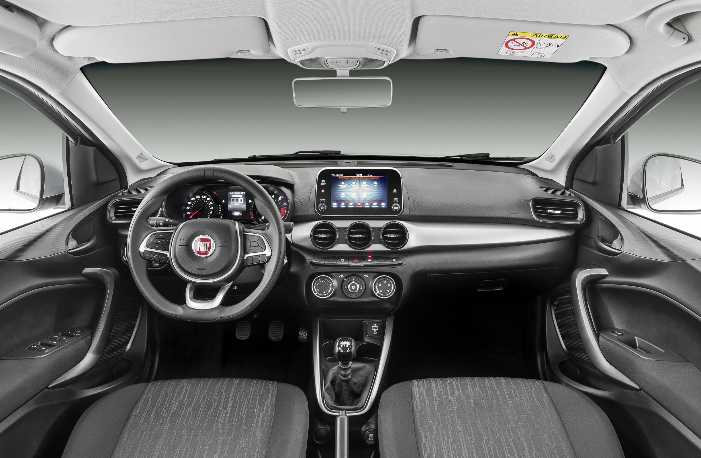 Fiat Argo Drive 1.0 manual