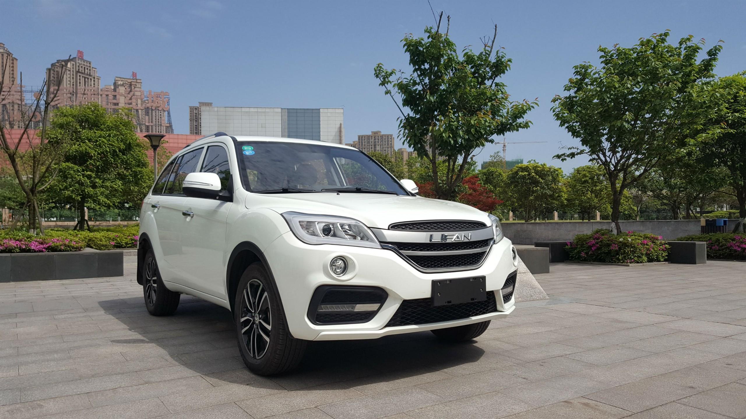 Lifan X60 CVT