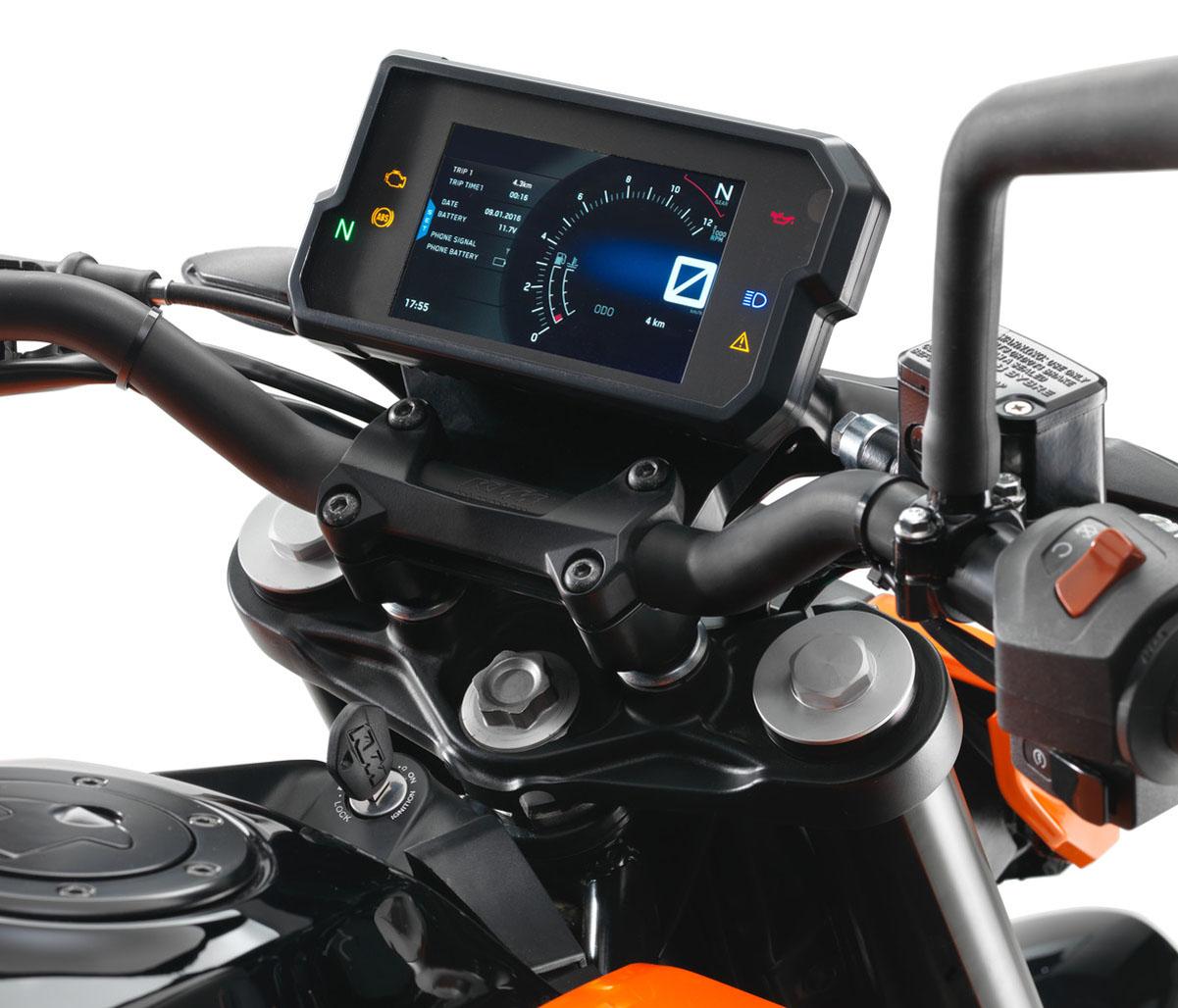 KTM Duke 390 2017
