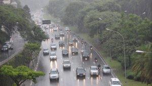 Dicas de Direção de Moto na Chuva