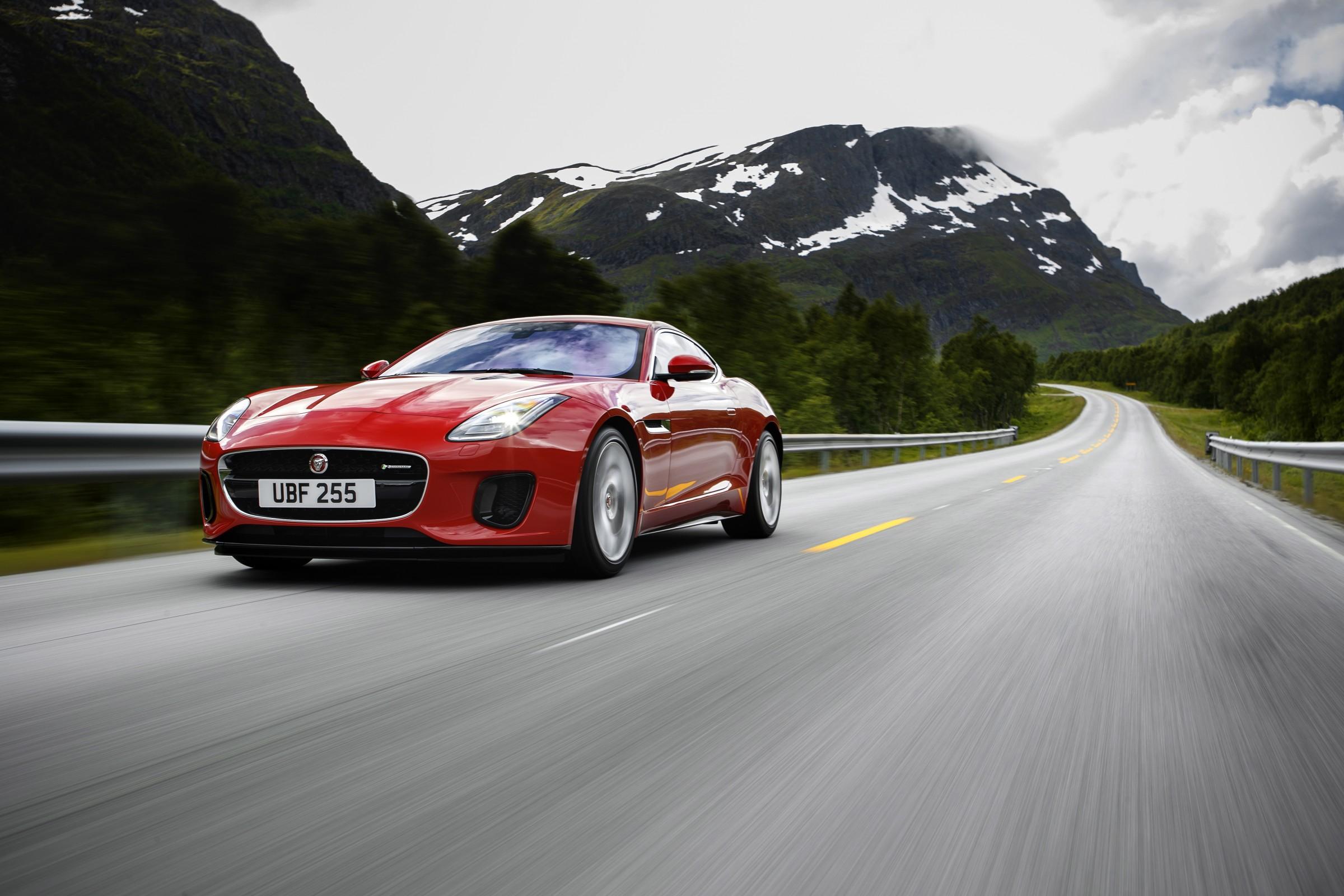 Jaguar F-Type 2.0
