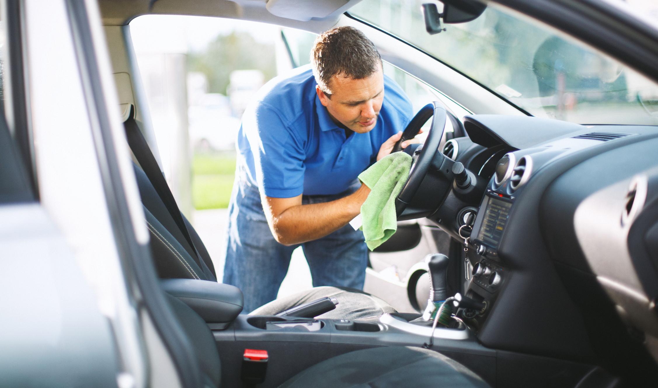 Especial: Limpeza do carro