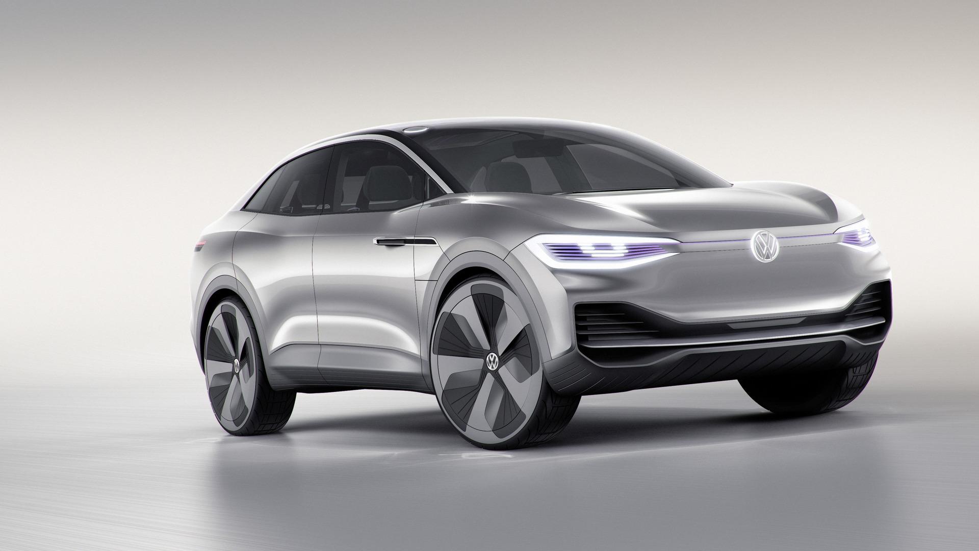 Volkswagen I.D. Cross Concept