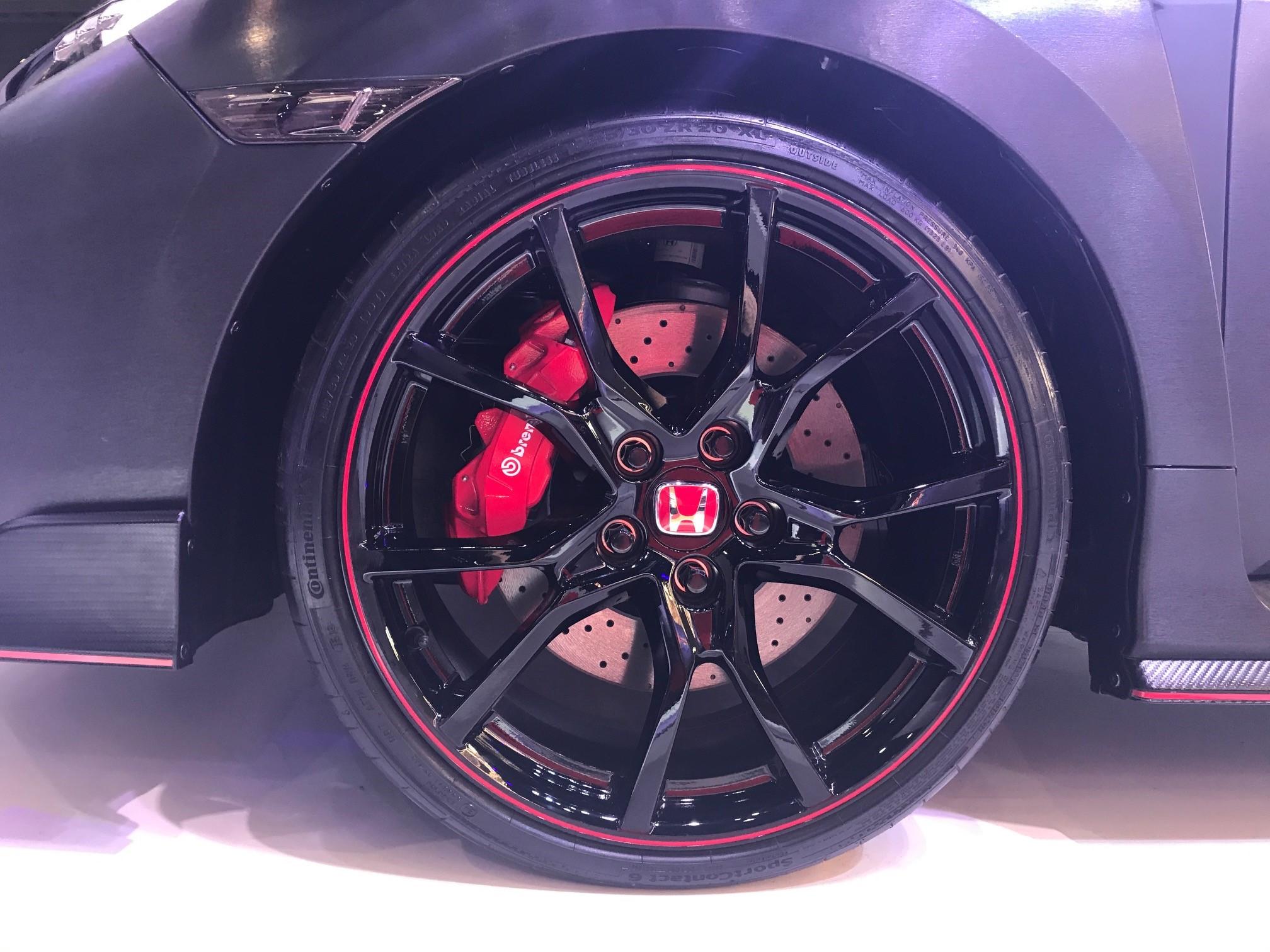 Honda Cicic Type R