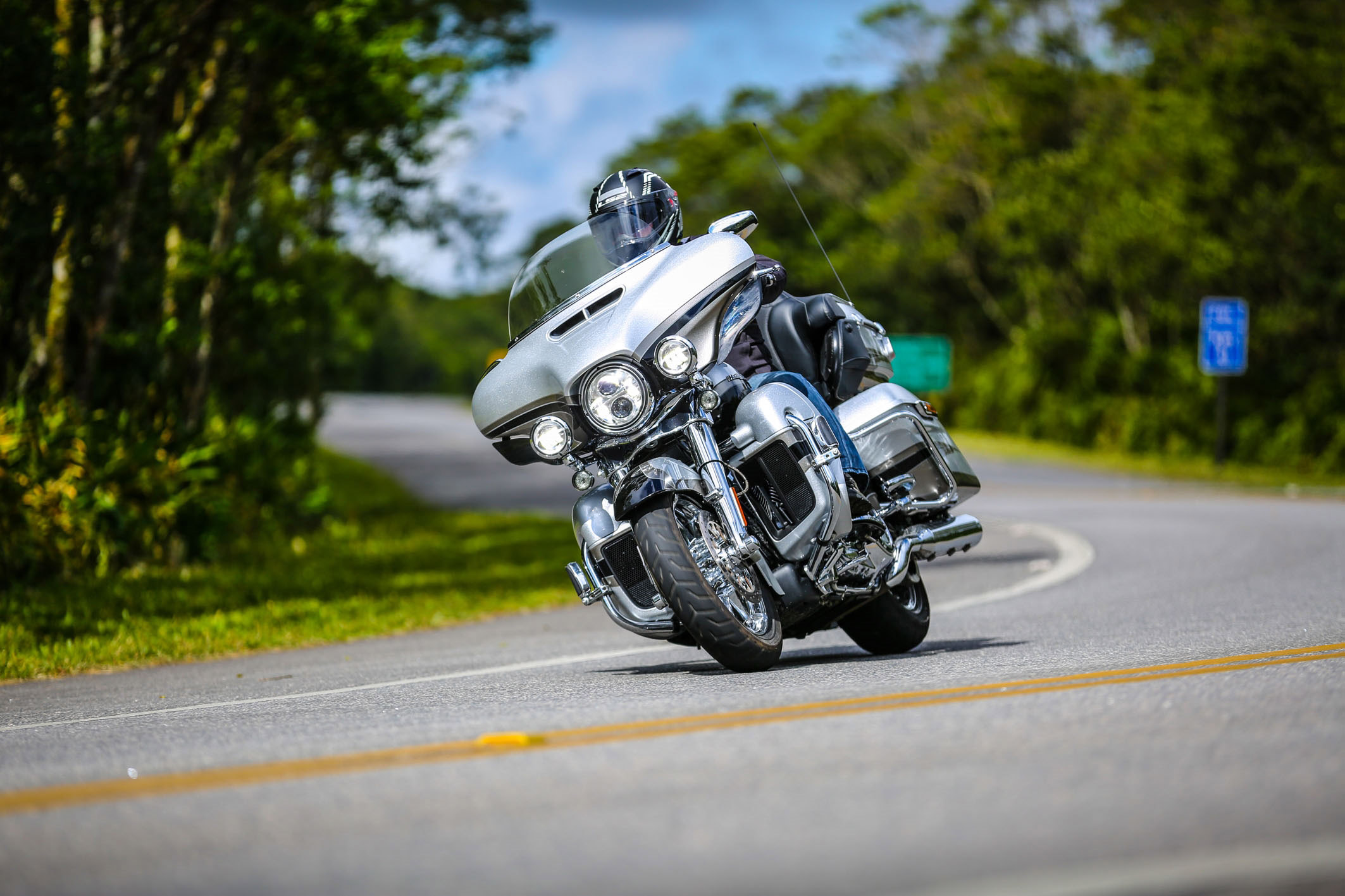 Harley-Davisdon CVO Ultra