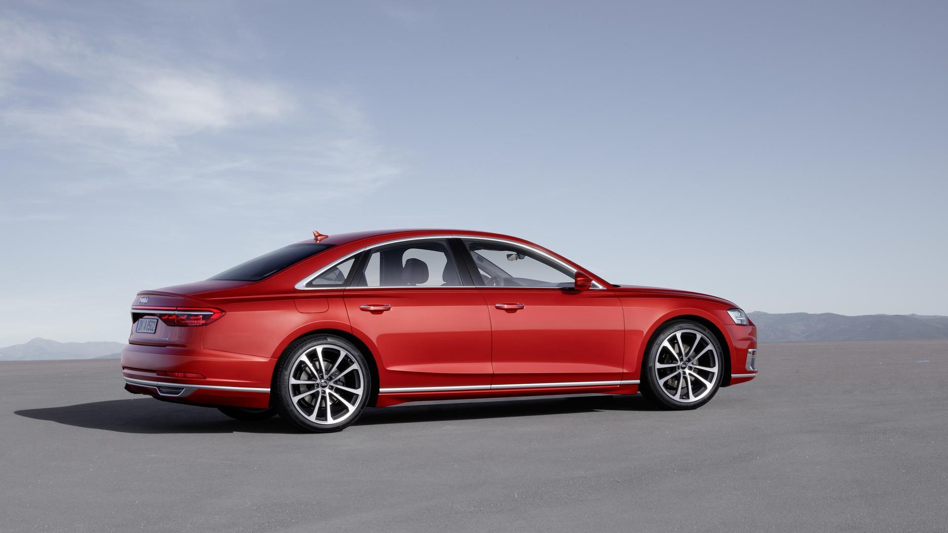 Audi A8 será o primeiro autônomo de nível 3 no mercado.