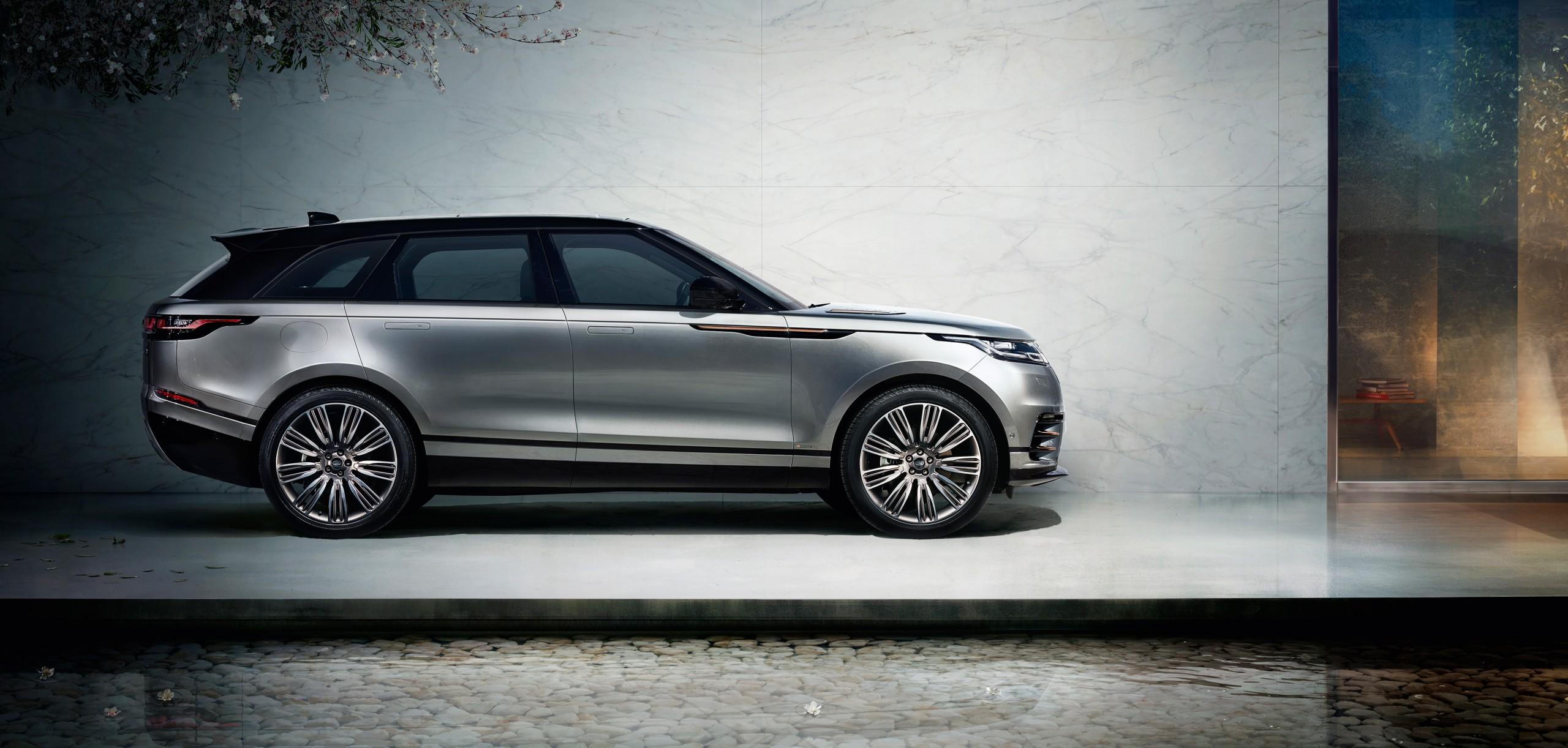 Land Rover Range Rover Velar Fisrt Edition