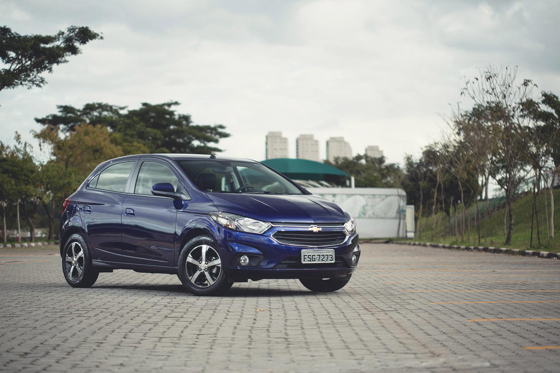 Chevrolet Onix LTZ 1.4 Automático 2018