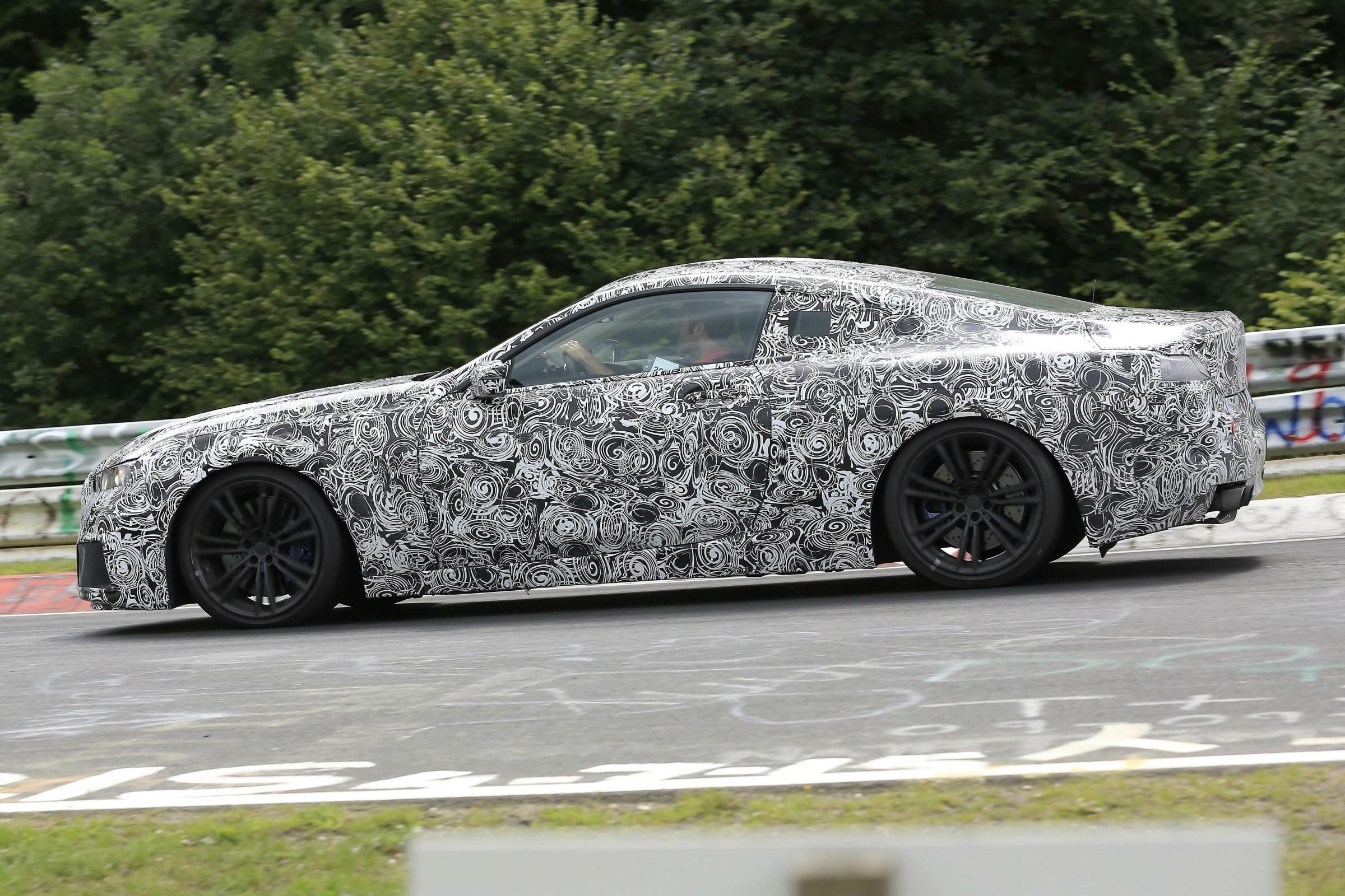 BMW M8 Segredo Flagra