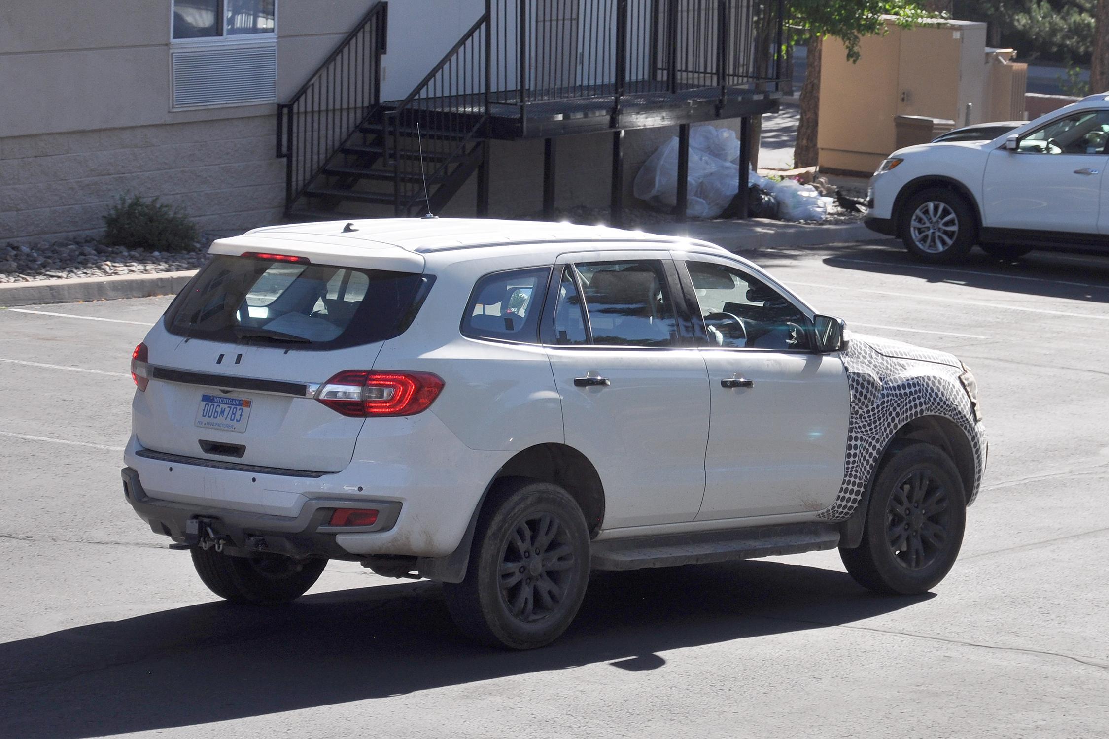 Ford Bronco Segredo Flagra