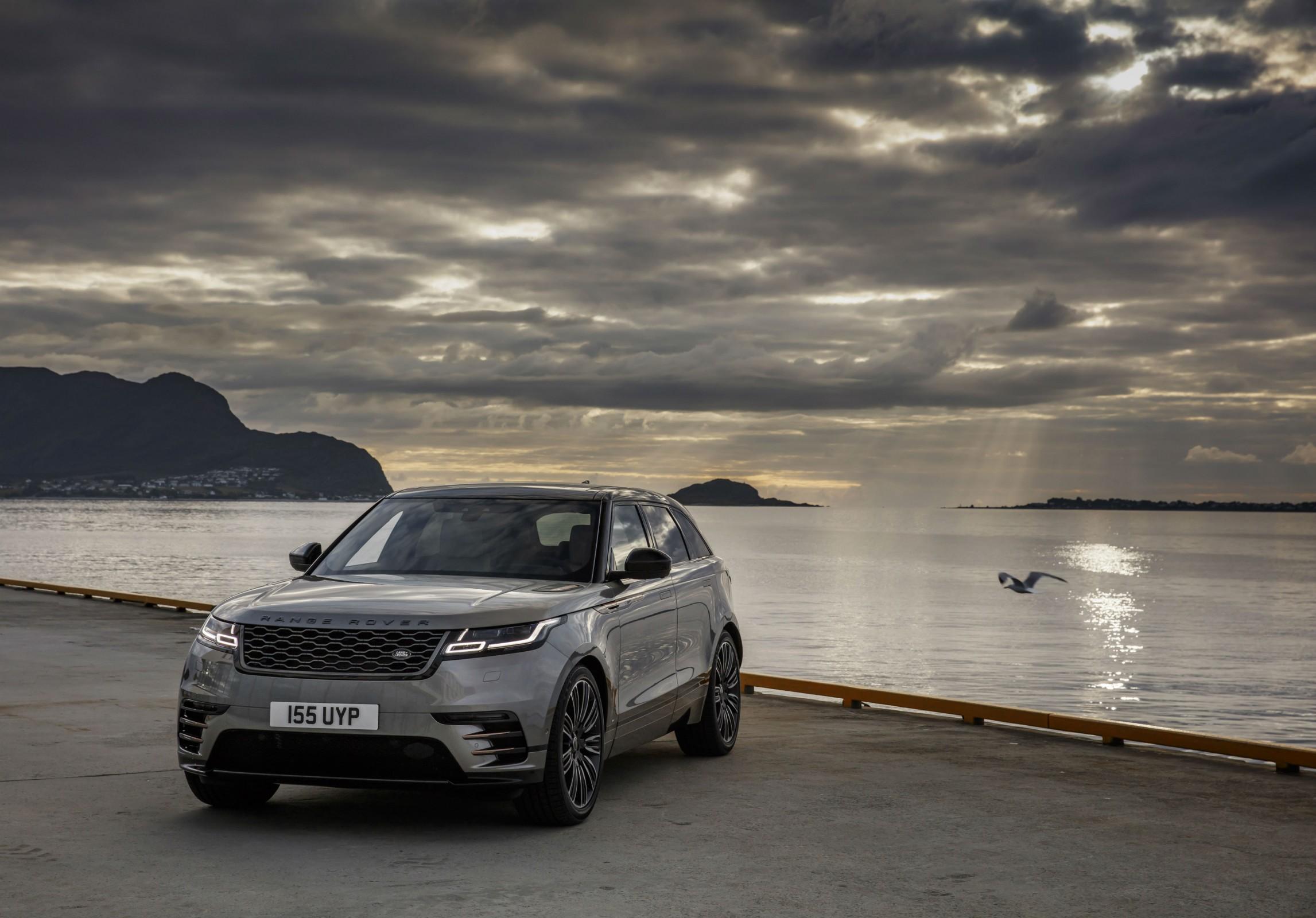 Land Rover Range Rover Velar First Edition