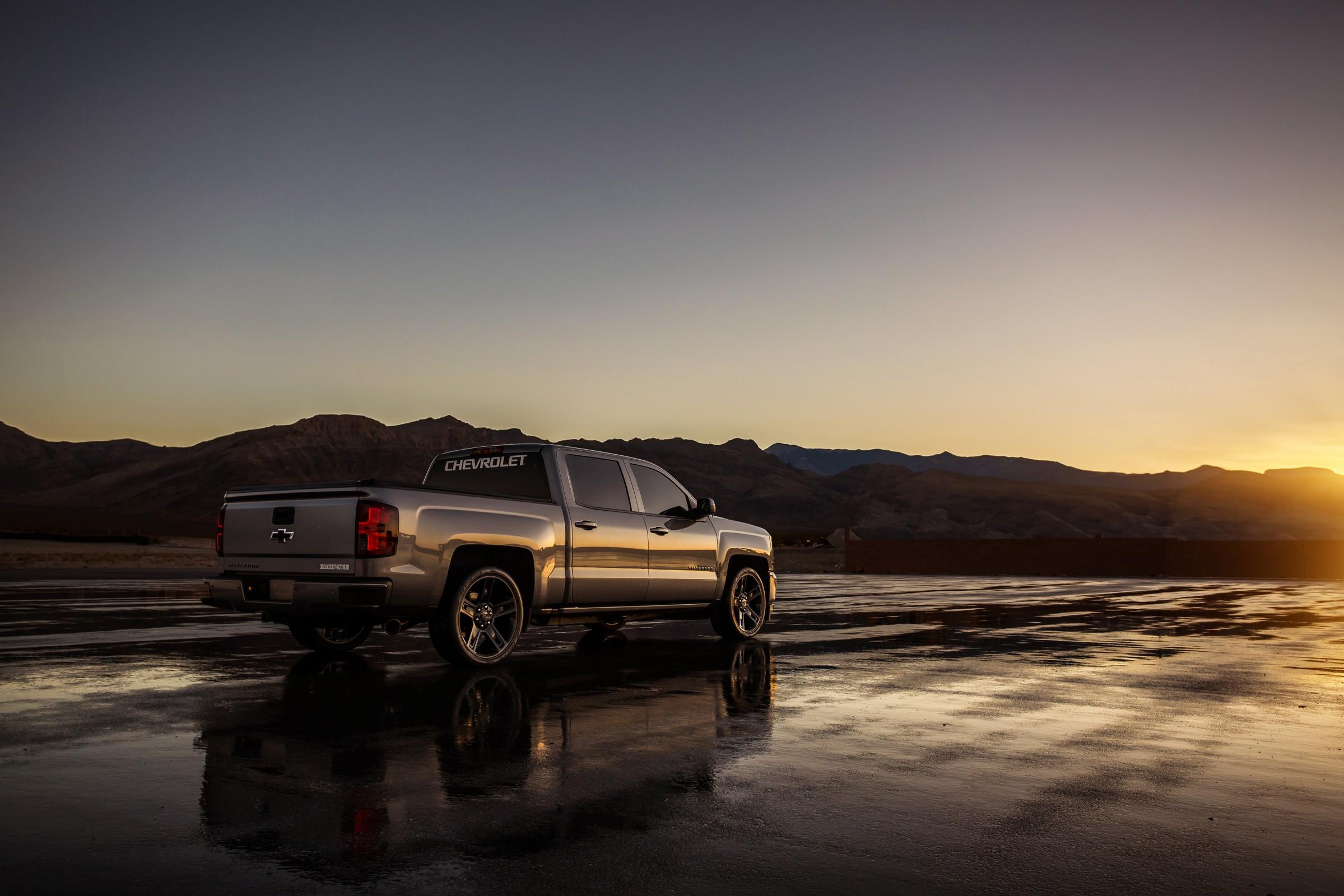 Chevrolet Performance Silverado Sema
