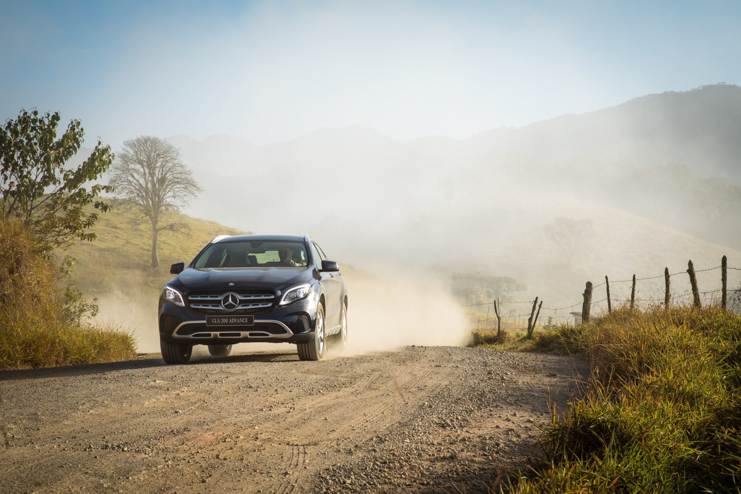 Mercedes-Benz GLA ff 200 Advance