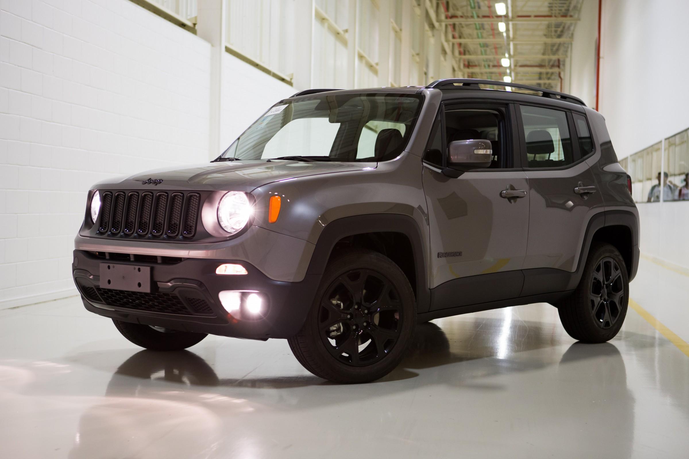 Jeep Renegade Night Eagle 2.0 2018
