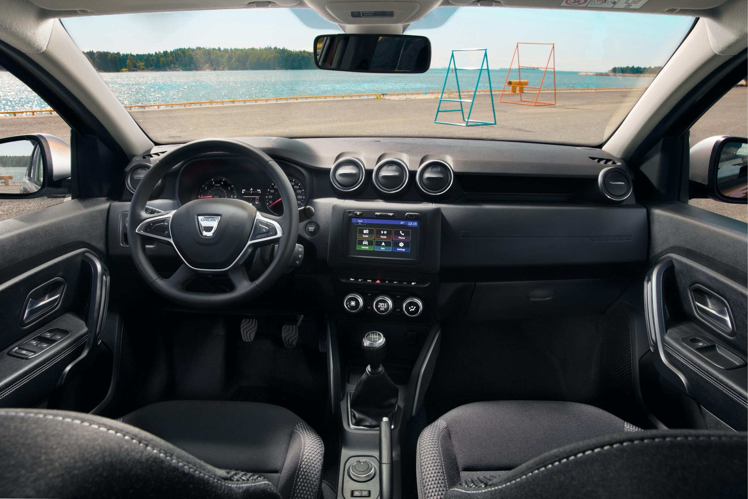 Novo Renault Dacia Duster 2018 Segunda Geracao