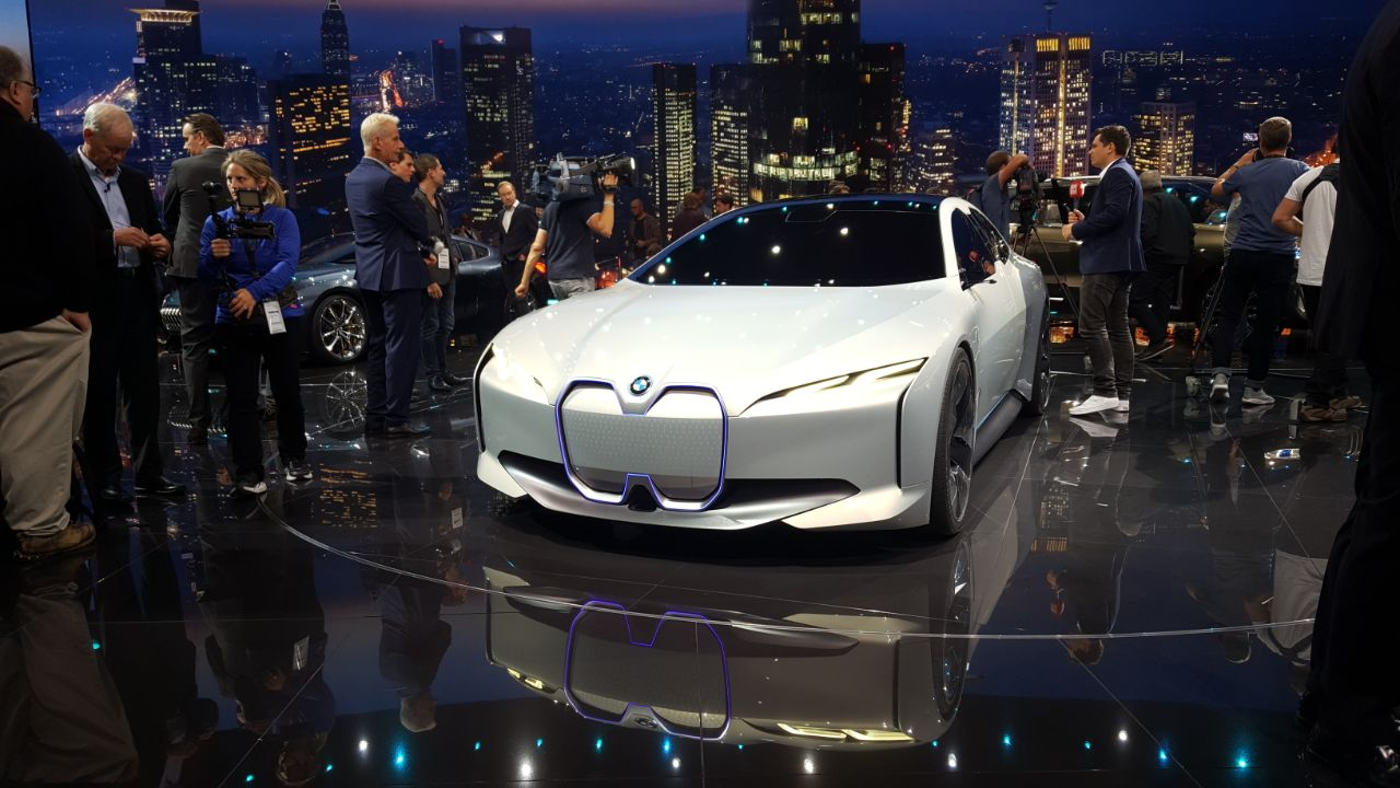 BMW i Vision Dynamics Salao Frankfurt 2017