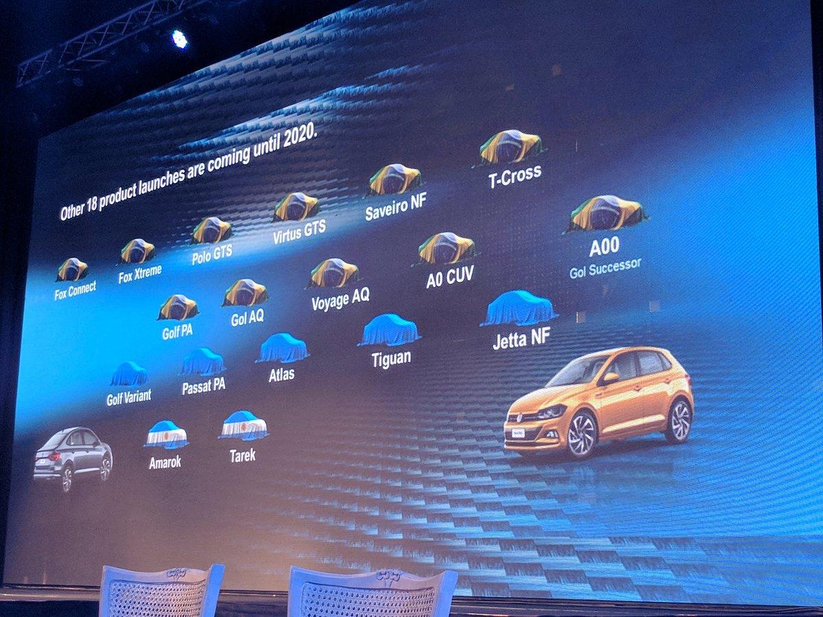 Roadmap Volkswagen 2020 Guido Tonelli