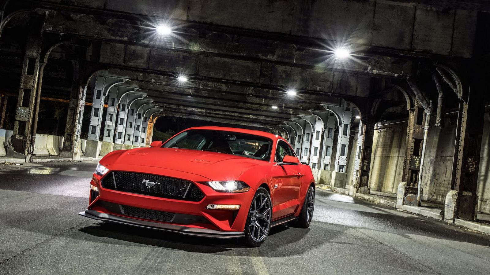 Esportivo da Ford é importado oficialmente para o Brasil