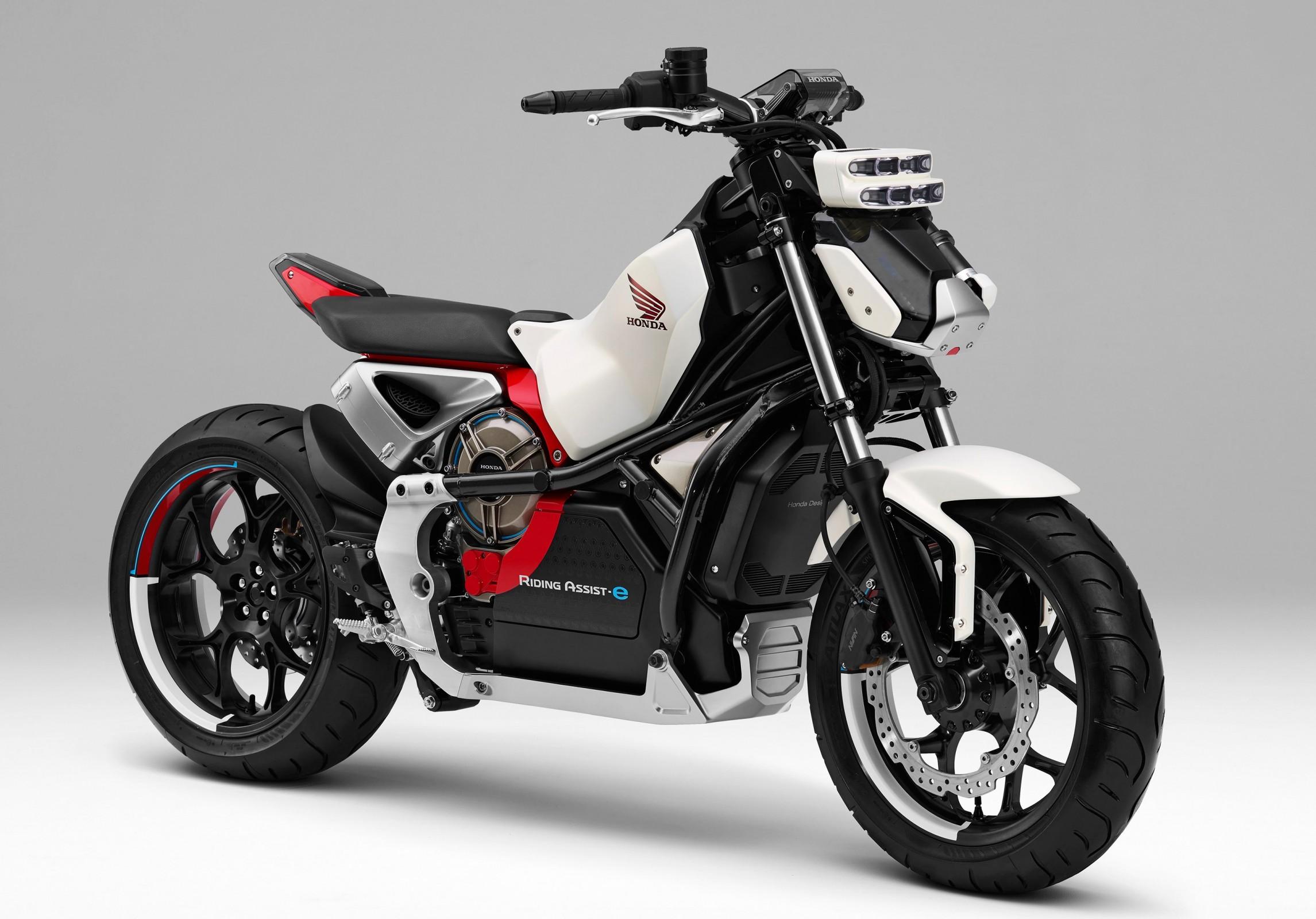 honda riding assist e concept eletrica moto