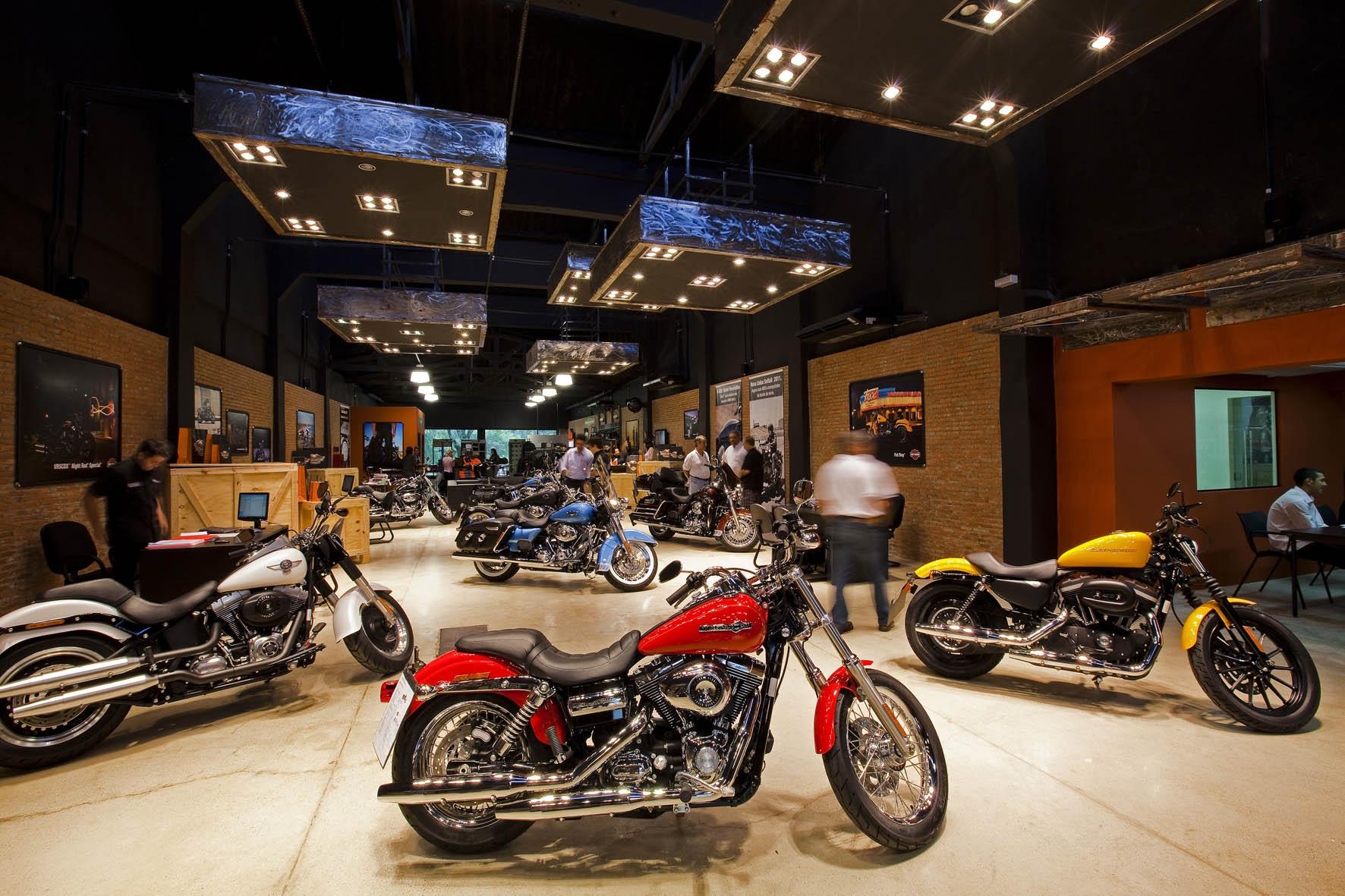 Mercado de motos recua