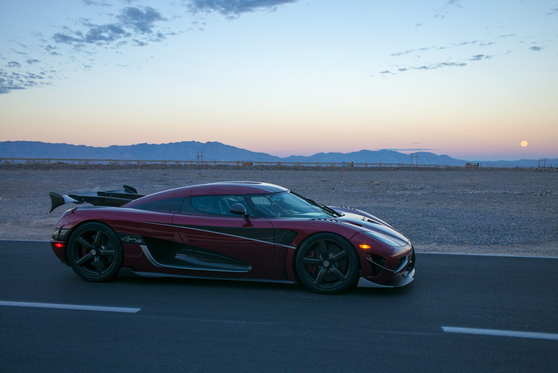 Koenigsegg Agera Rs Recorde De Velocidade Máxima