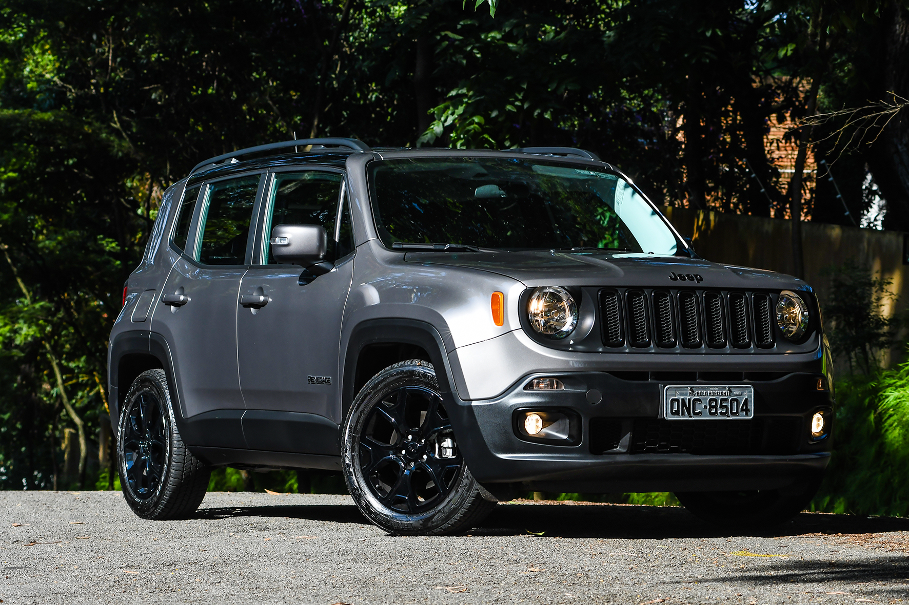 Jeep Renegade Night Eagle 1.8 Flex 2018