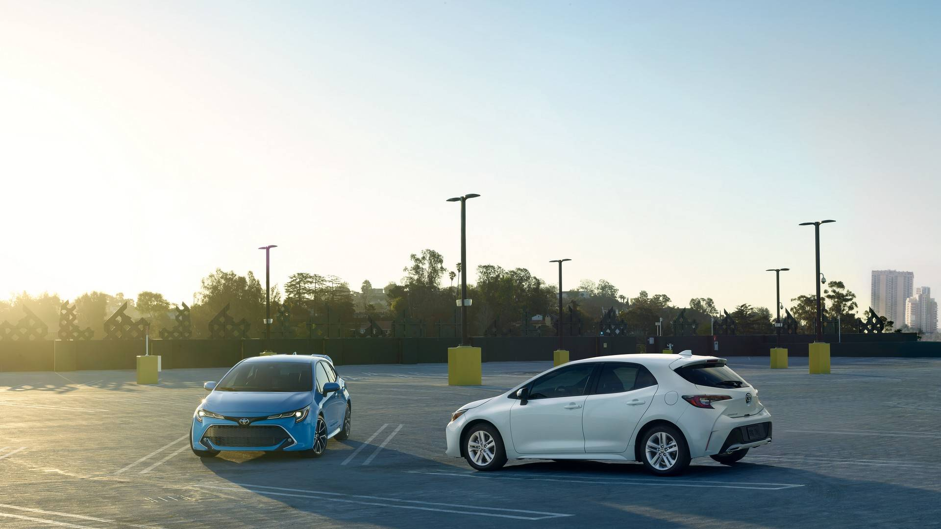 <strong>Toyota Corolla Hatchback 2019</strong> antecipa as linhas da nova geração do Corolla sedã