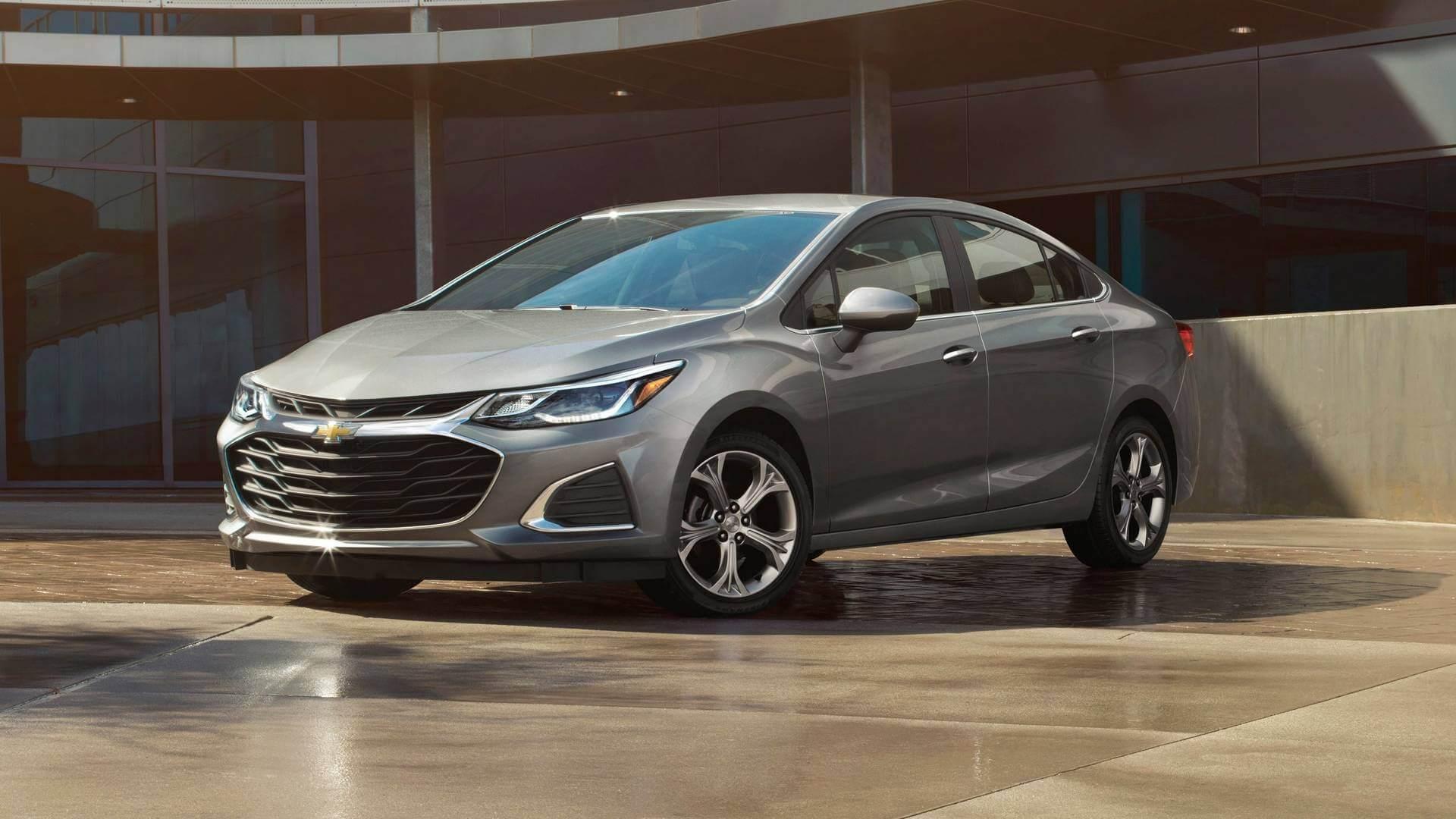 Novo Chevrolet Cruze ganhará linhas parecidas com o do Chevy Malibu