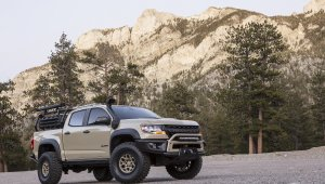 Chevrolet Colorado ZR2 AEV