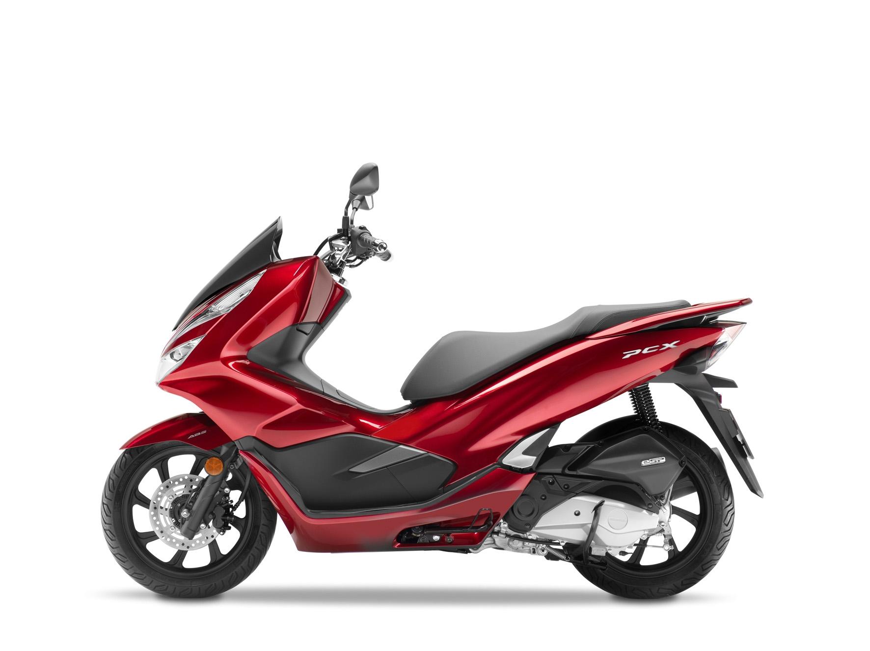 Cheio de novidades o Honda PCX ganhou um novo quadro