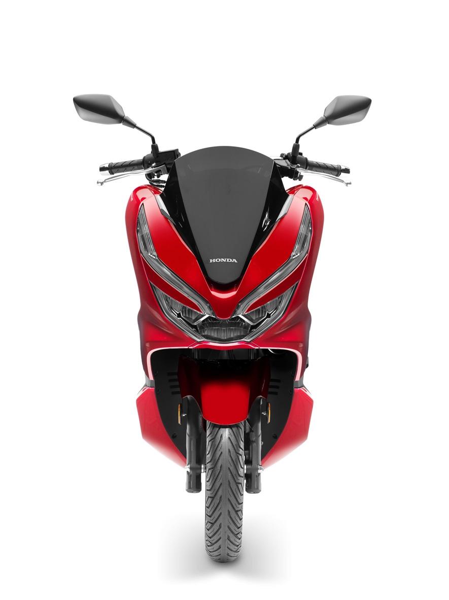Novo Honda PCX 2018
