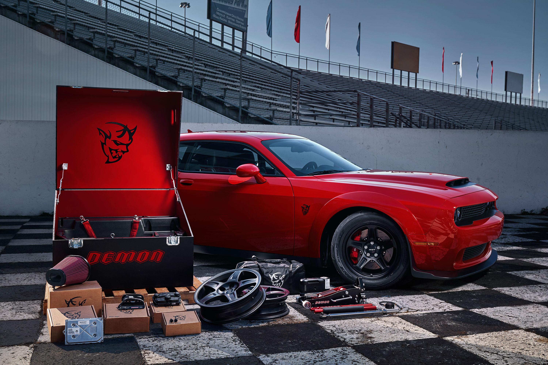 2017 Dodge Challenger Srt Demon