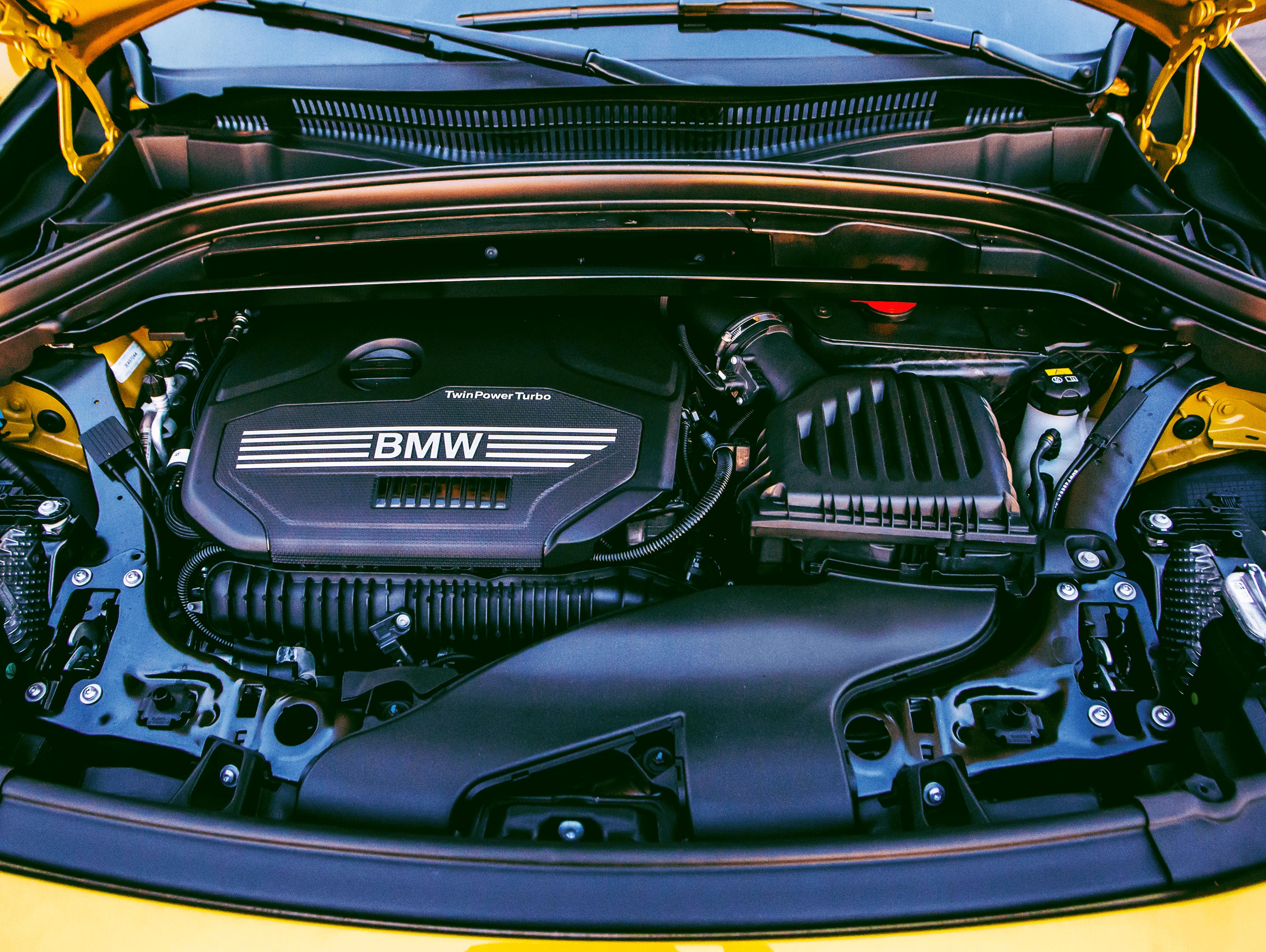 Motor 2.0 rende 192 cv