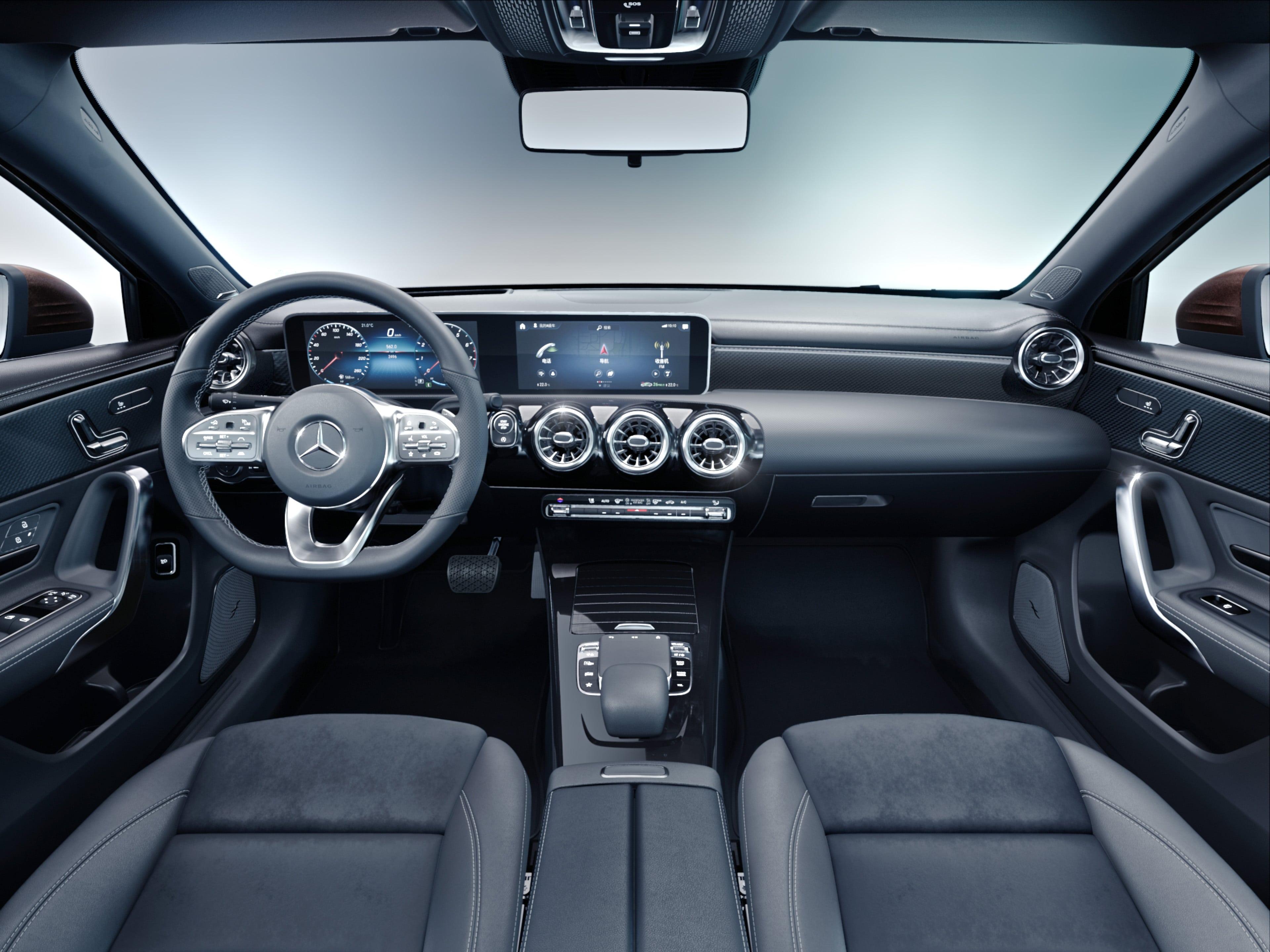 Interior é igual ao da variante hatch