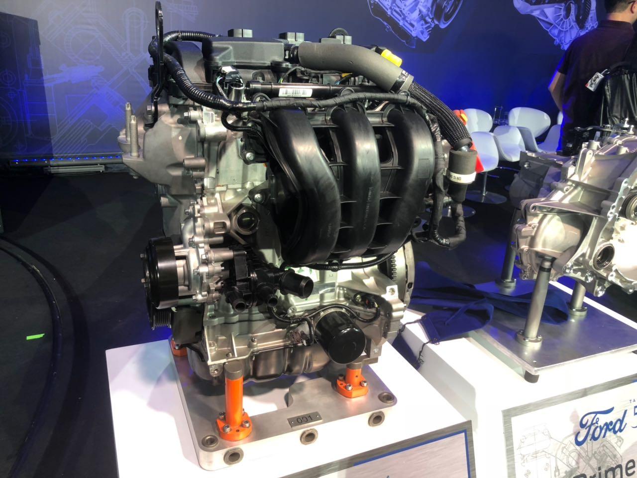 Modelo terá motor 1.5 Drago de 137 cv.